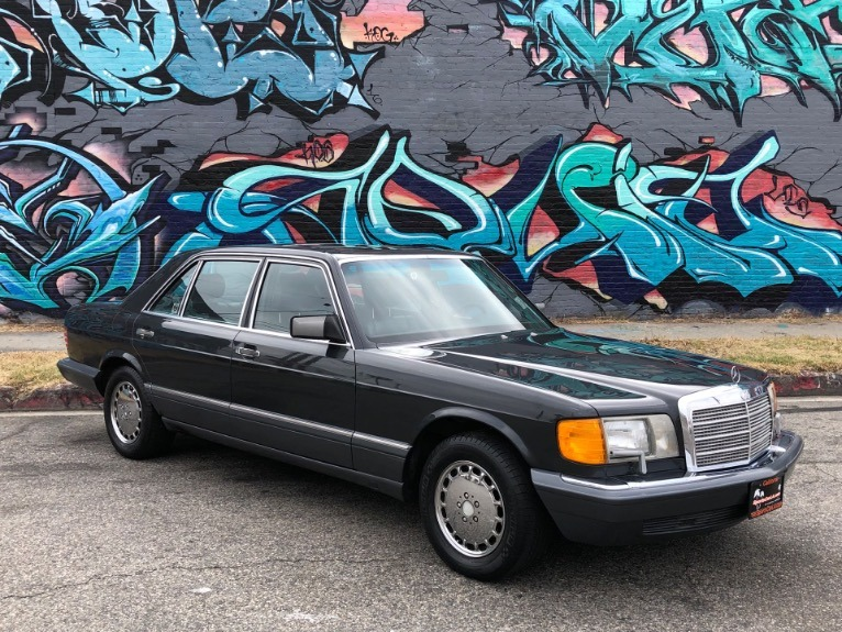 Used 1989 Mercedes Benz 560 Class 560SEL
