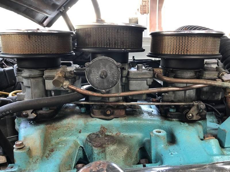 Used 1964 Pontiac GTO Tri Power