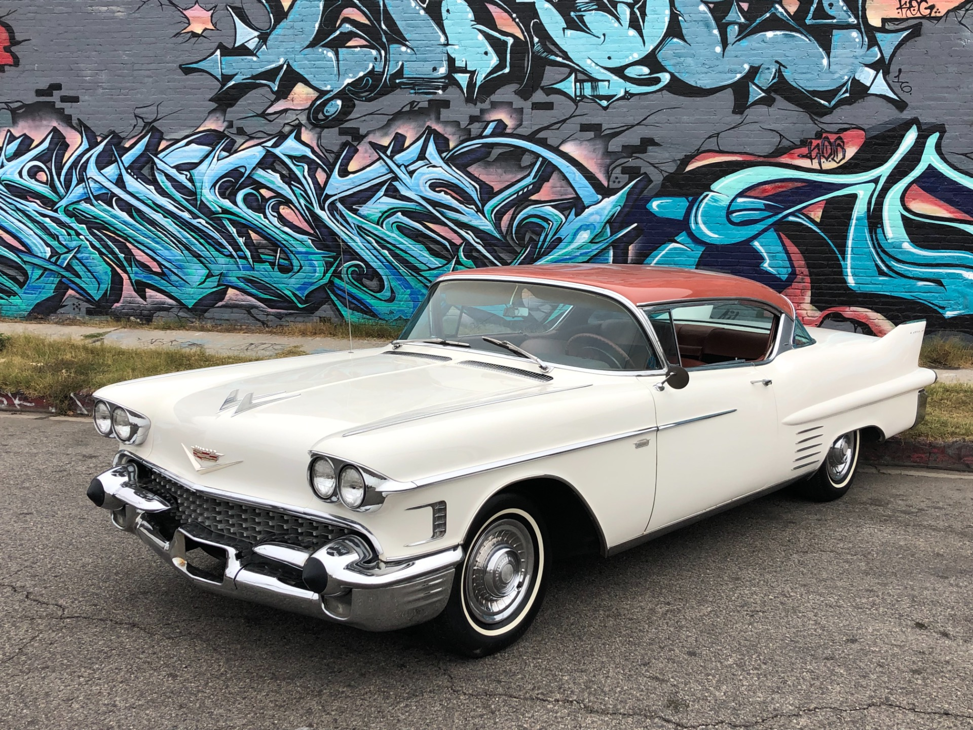 Used 1958 Cadillac Series 62 2 Door Hardtop