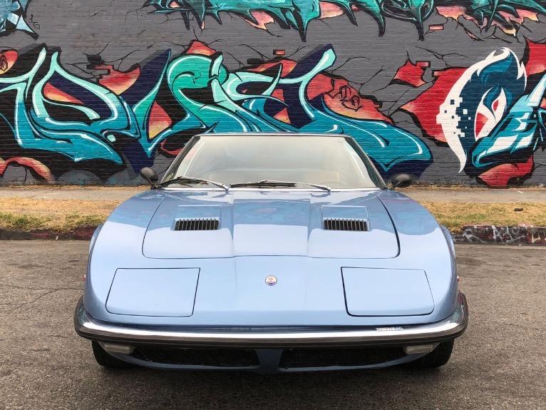 Used 1970 Maserati Indy