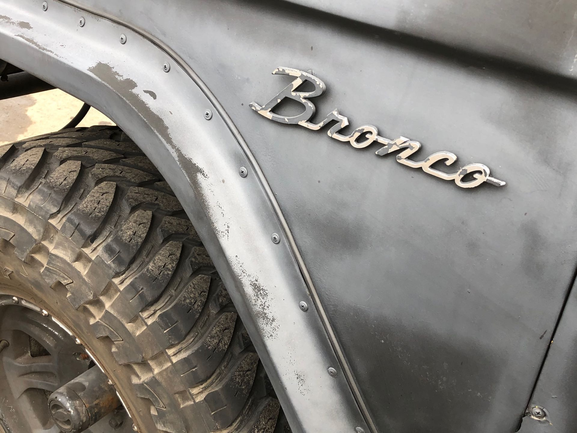 Used 1974 Ford Bronco U15