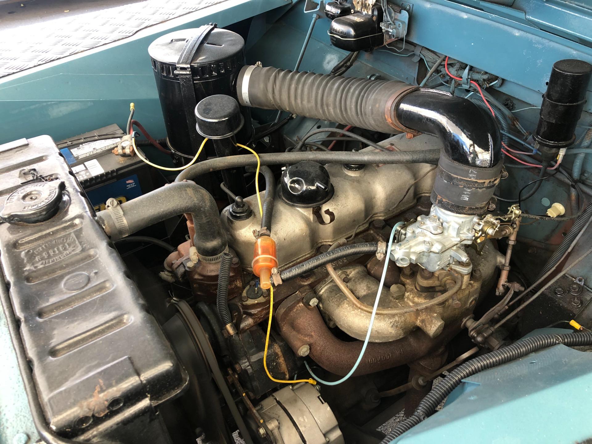 Used 1969 Land Rover Series IIA 88 SWB