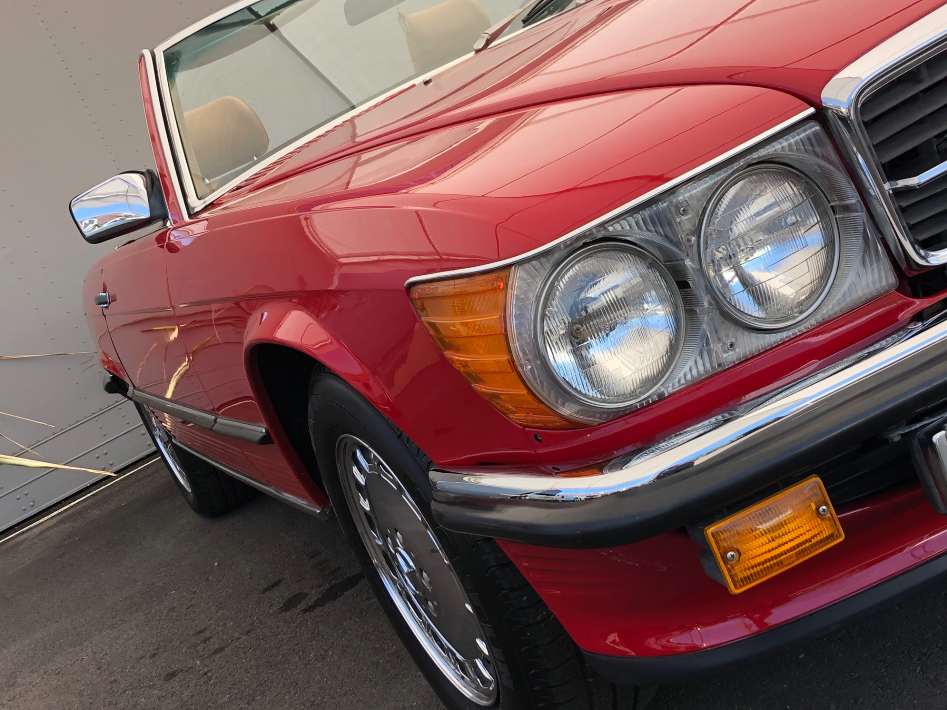 Used 1986 Mercedes Benz 500 Class 500 SL