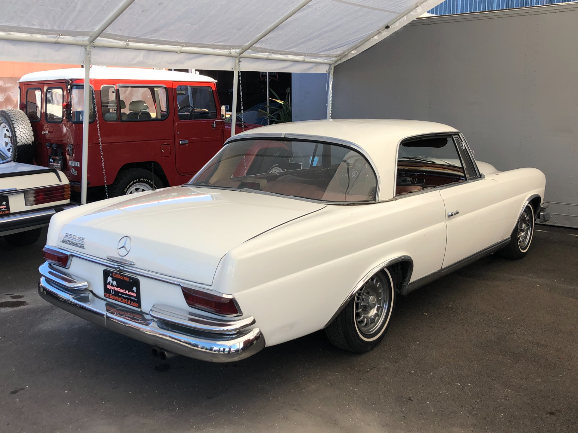 Used 1967 Mercedes Benz 250SE