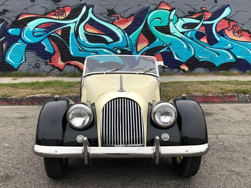 Used 1964 Morgan 44 Low Body