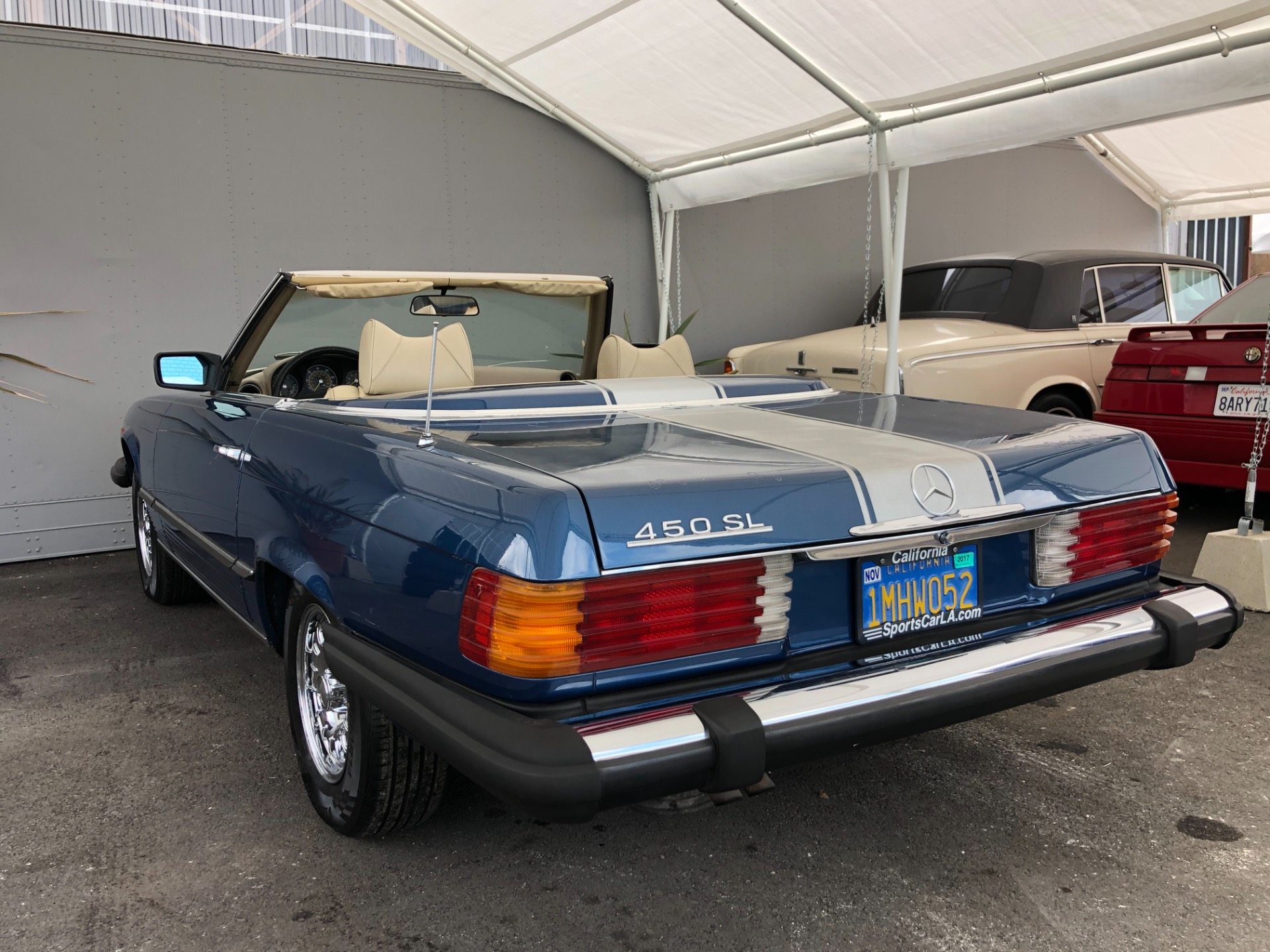 Used 1979 MERCEDES BENZ 450 Class 450 SL