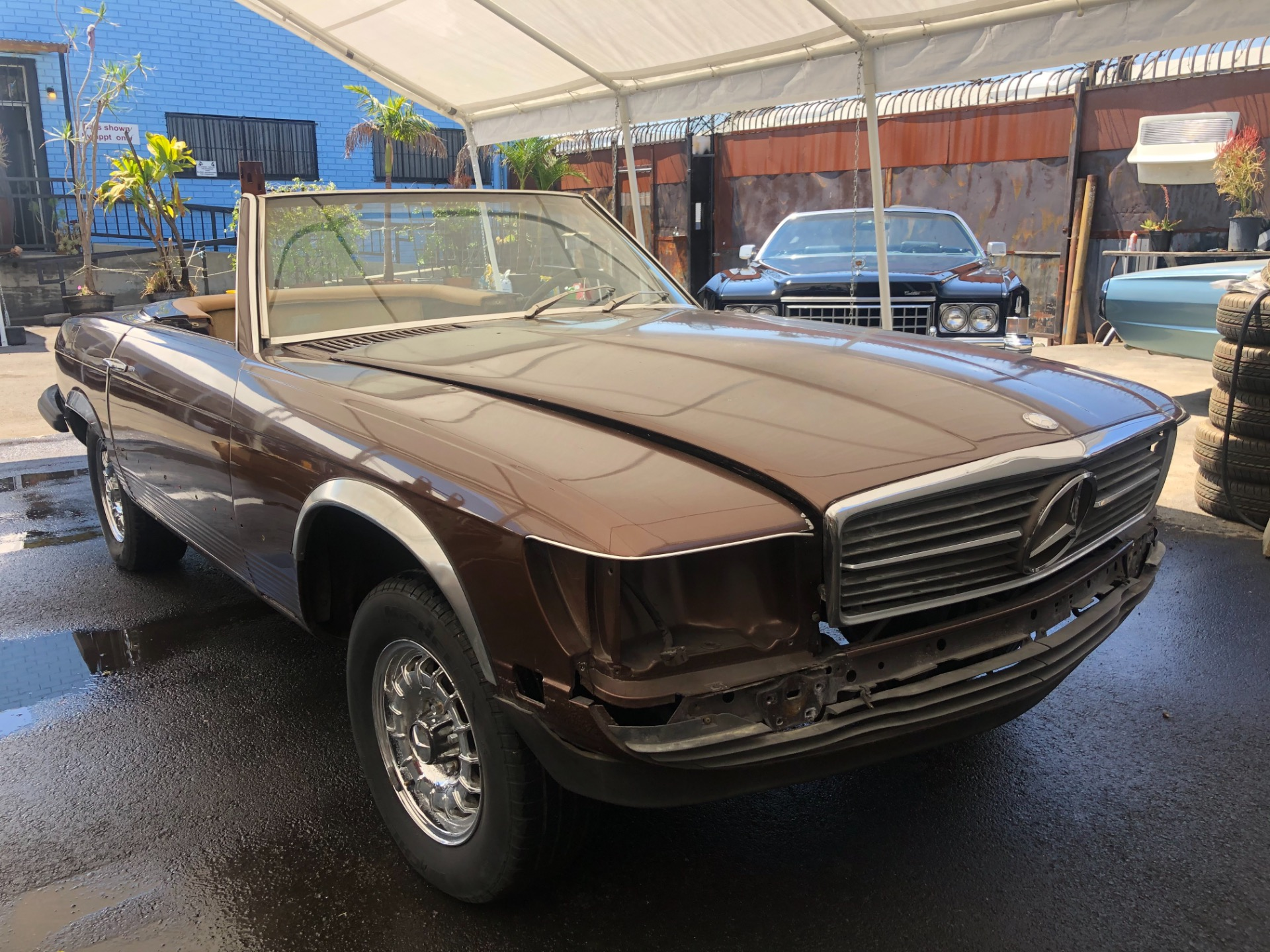 Used 1981 Mercedes Benz 380 Class 380SL