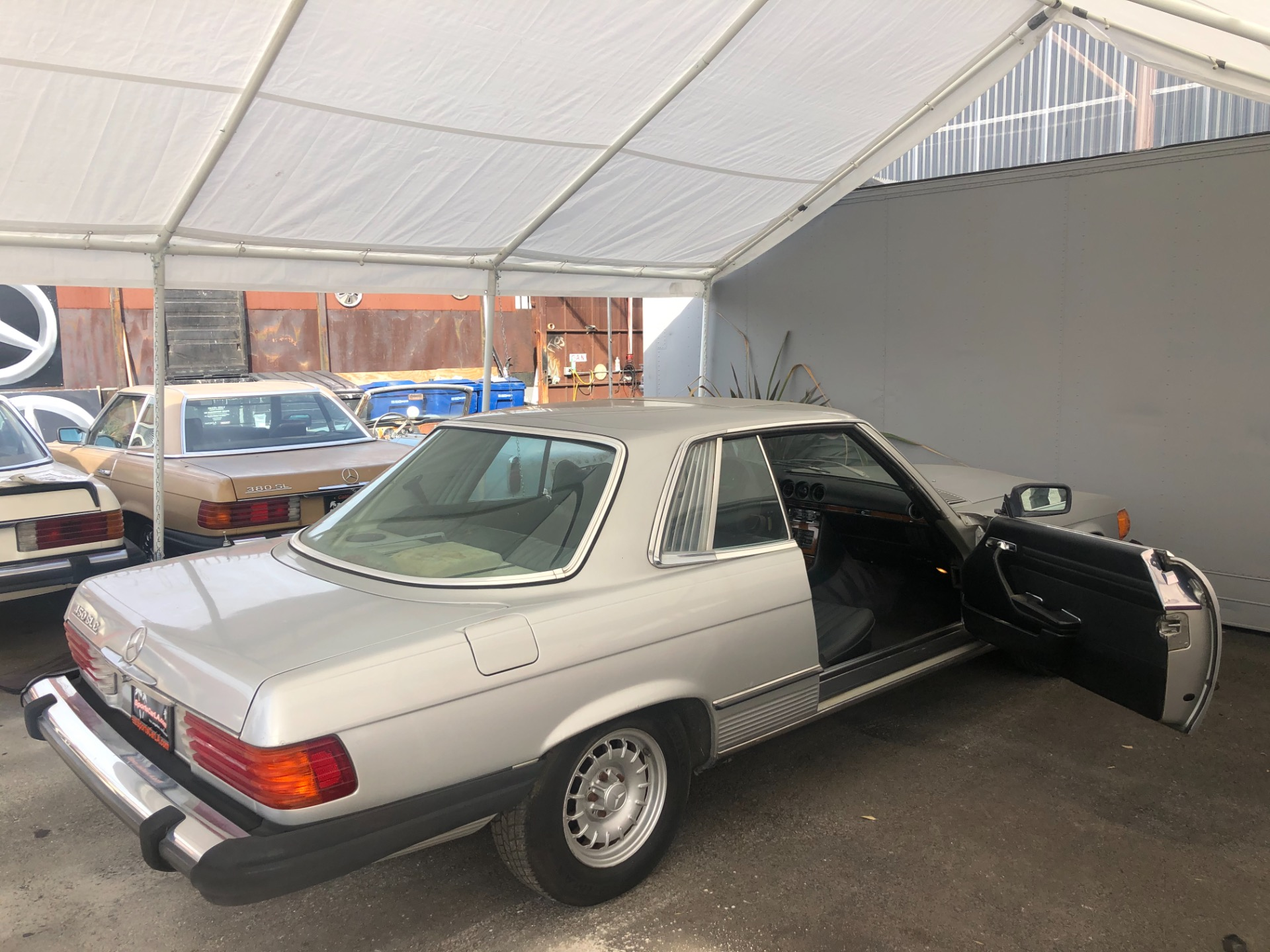 Used 1978 Mercedes Benz 450 Class 450 SLC