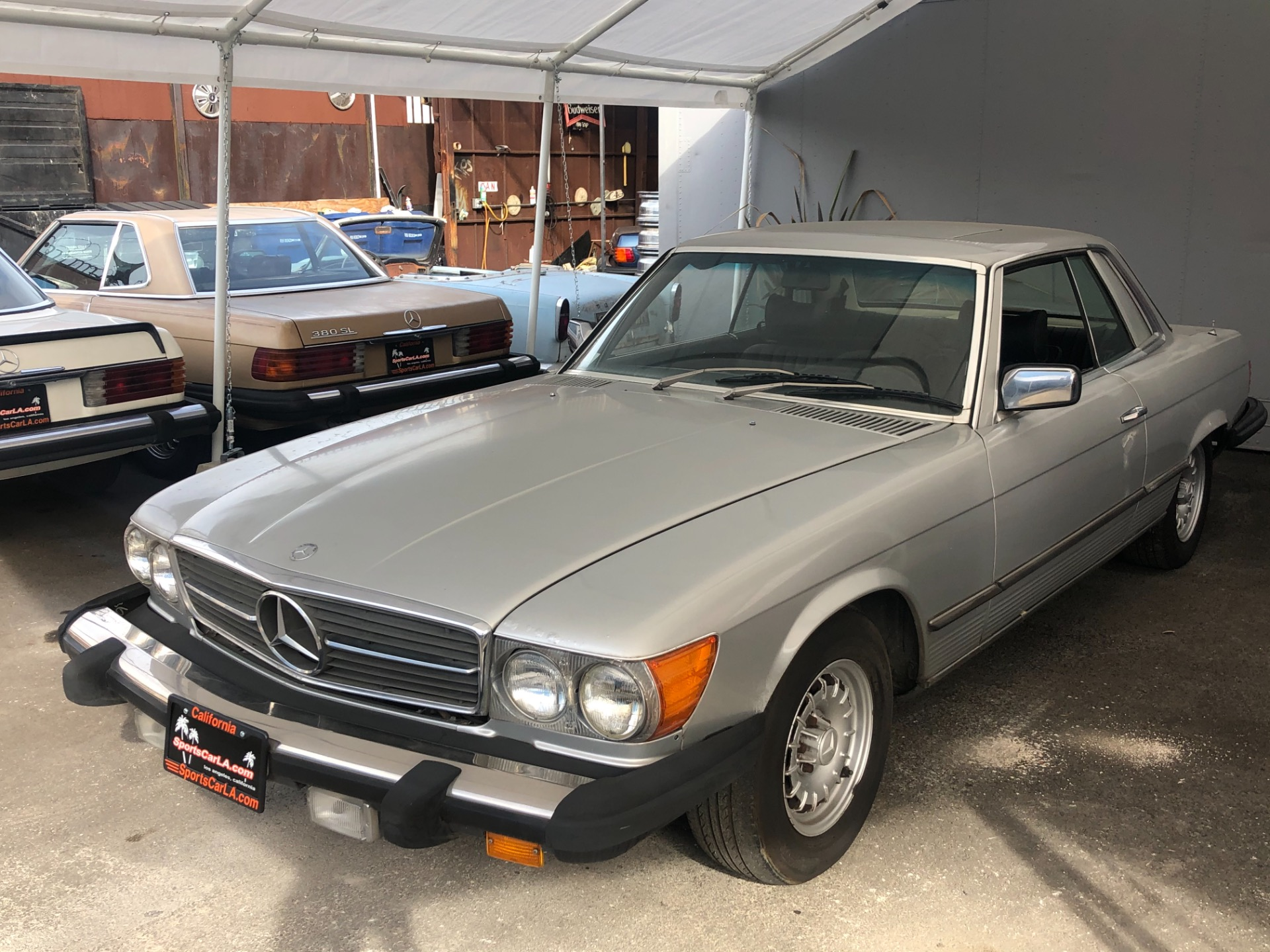 Used 1978 MERCEDES BENZ 450 Class 450SLC