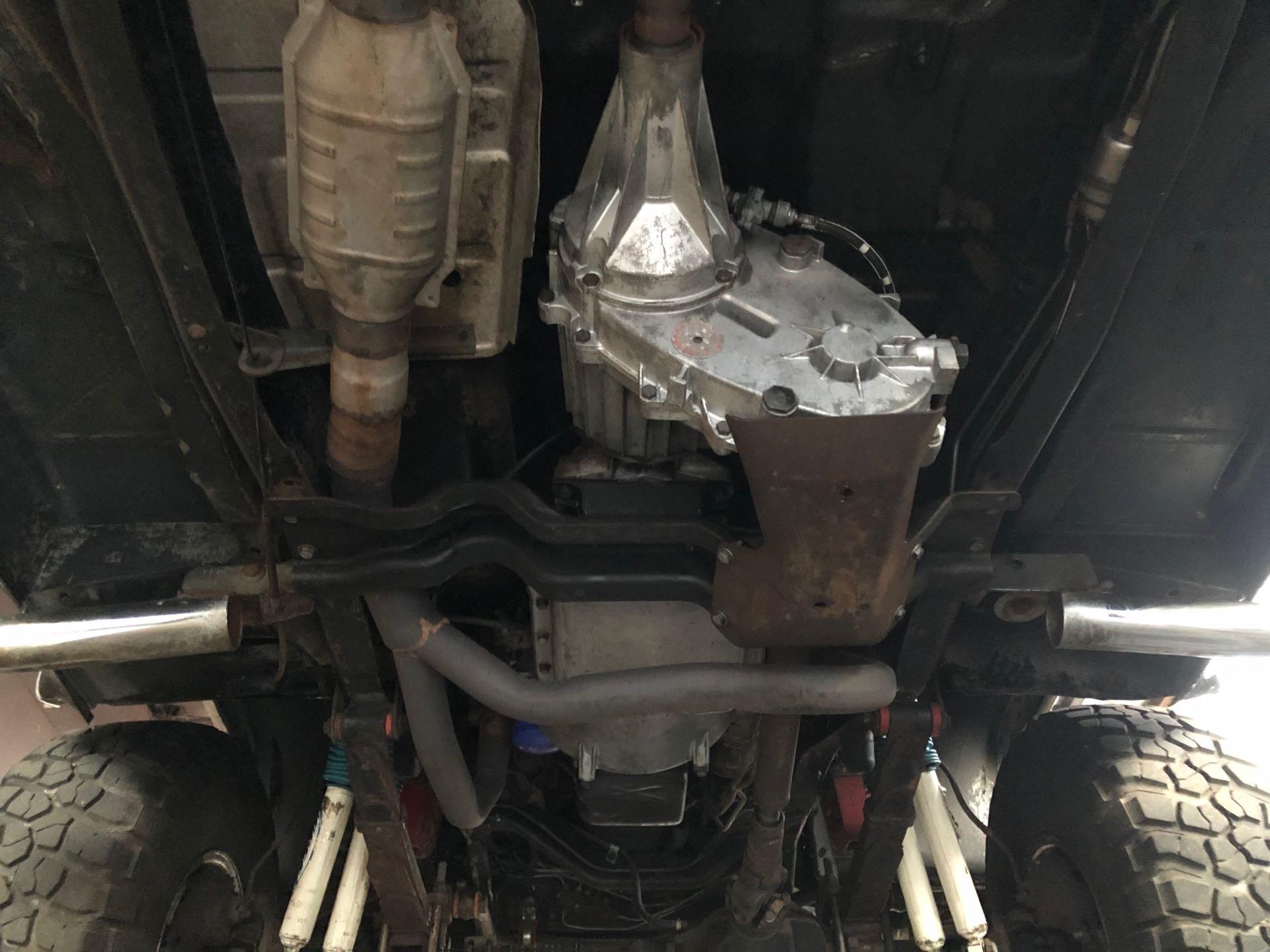 Used 1987 Chevrolet Blazer Silverado