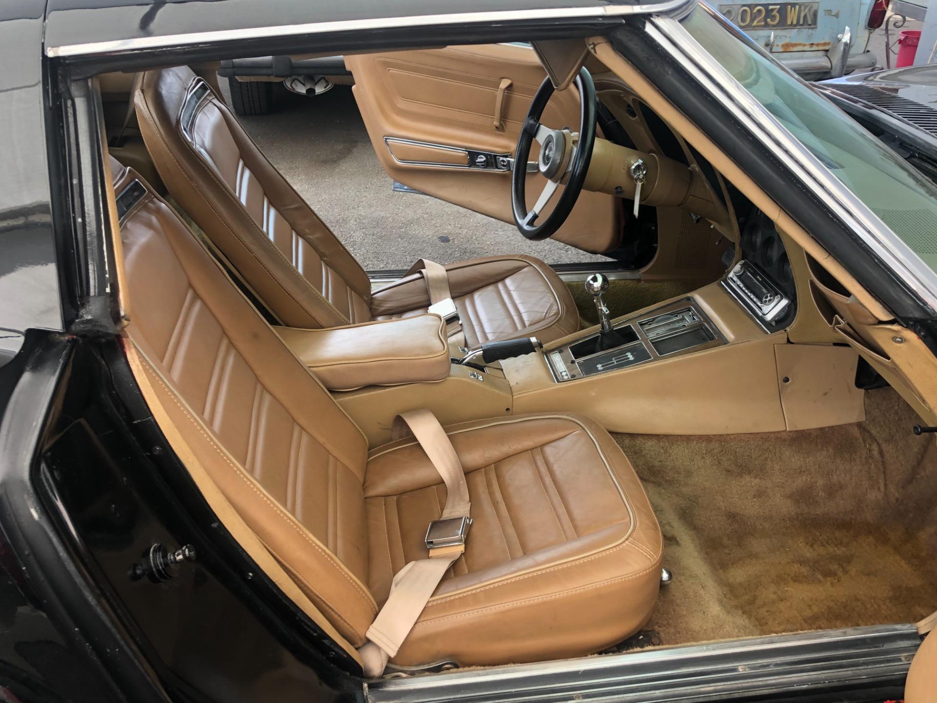 Used 1974 Chevrolet Corvette C3 Stingray