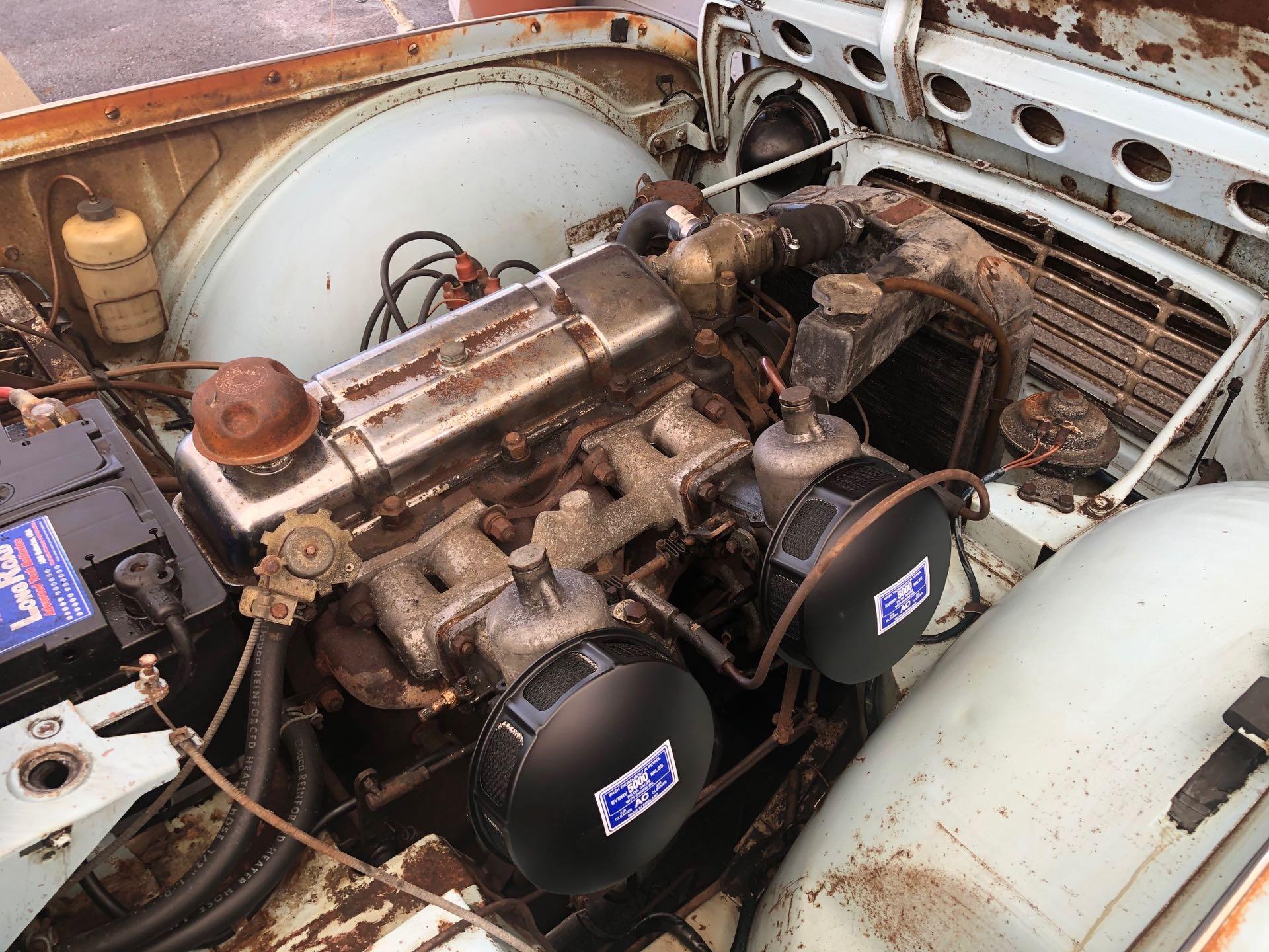 Used 1962 TRIUMPH TR4