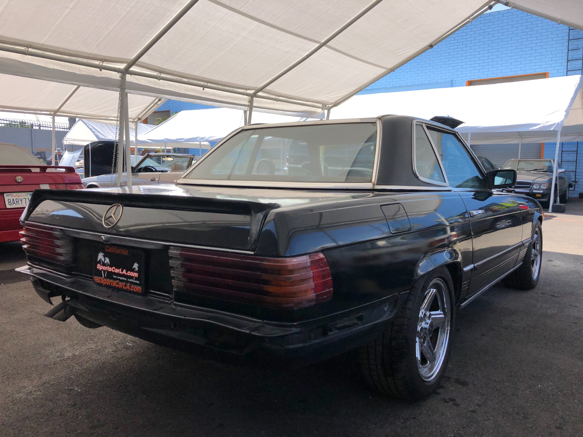 Used 1982 Mercedes Benz 500 Class 500 SL