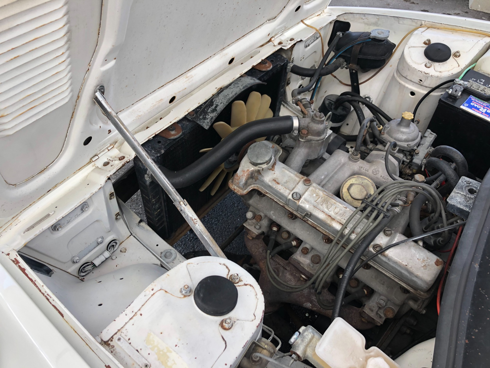 Used 1976 TRIUMPH TR7