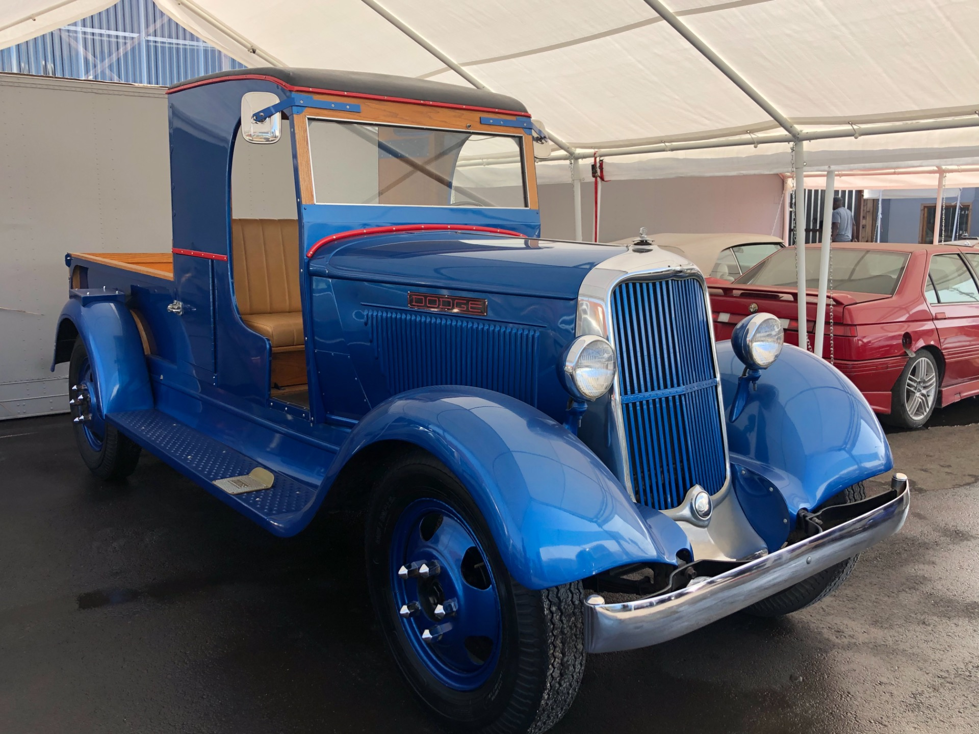 Used 1935 Dodge KH 31 1 Ton