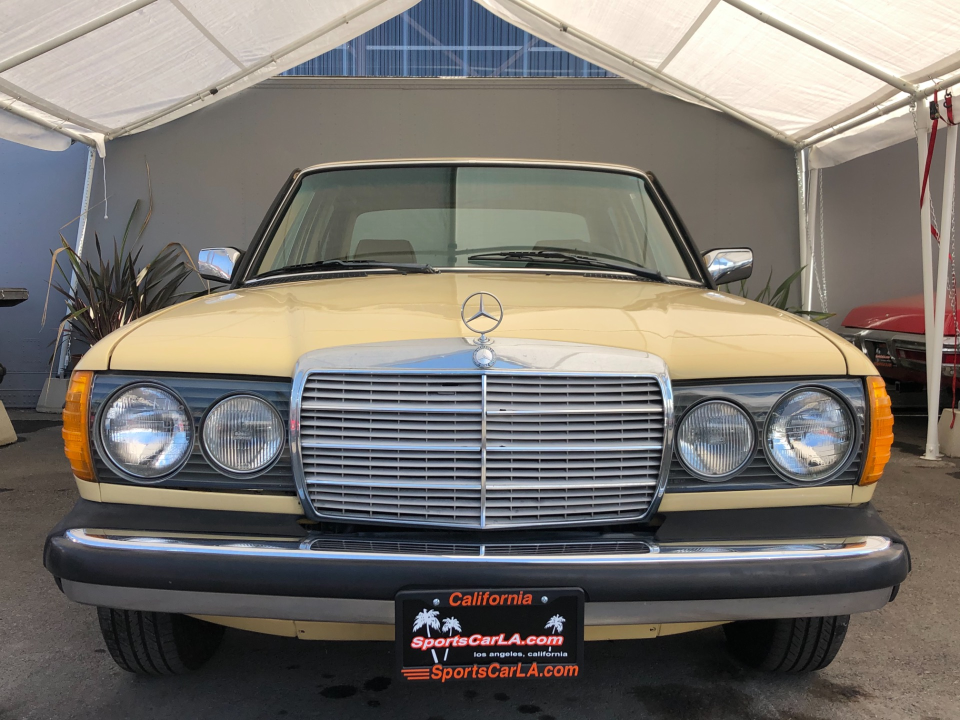 Used 1985 Mercedes Benz 300 Class 300 D