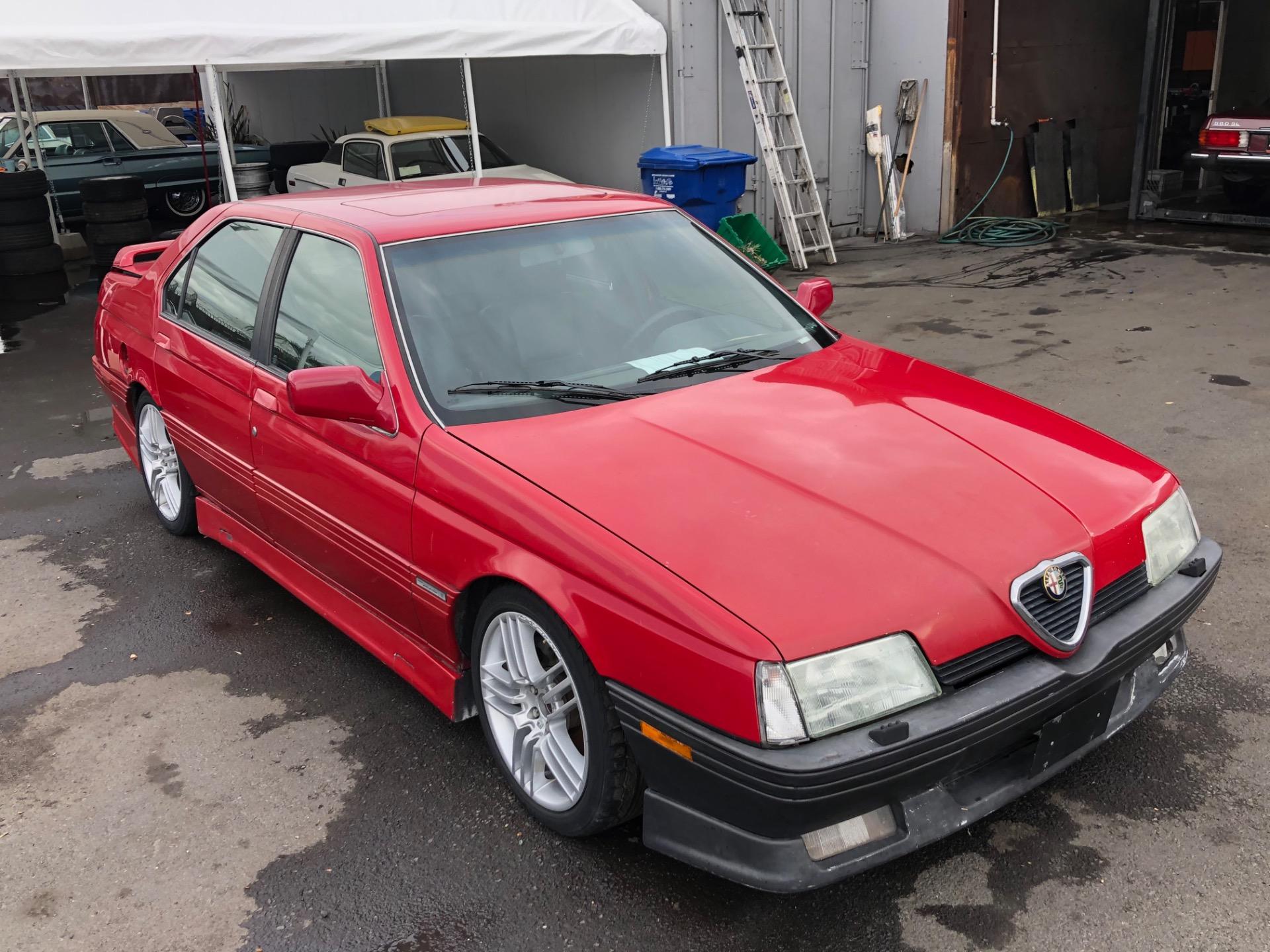 Used 1991 Alfa Romeo 164 Sport