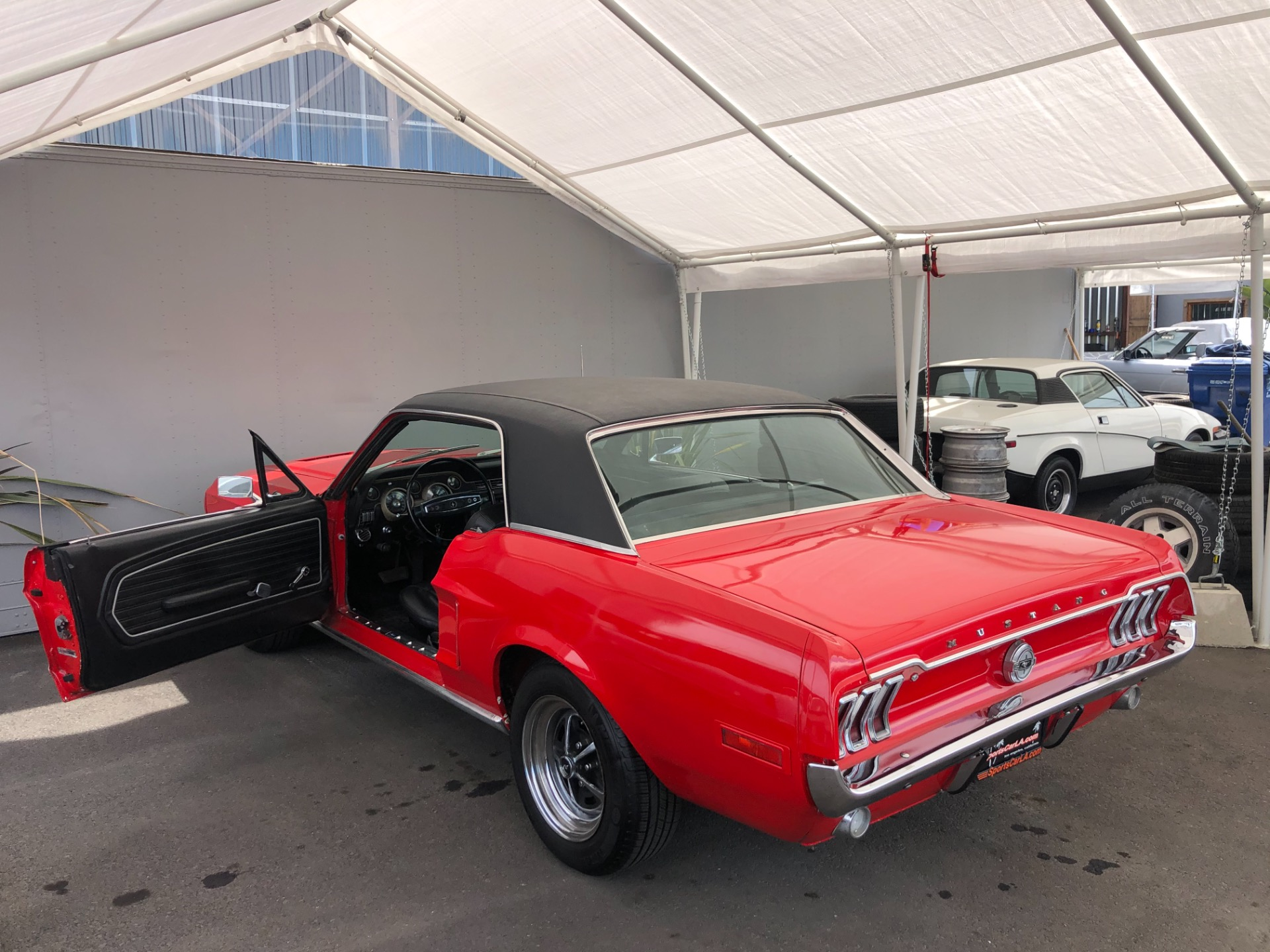 Used 1968 Ford Mustang