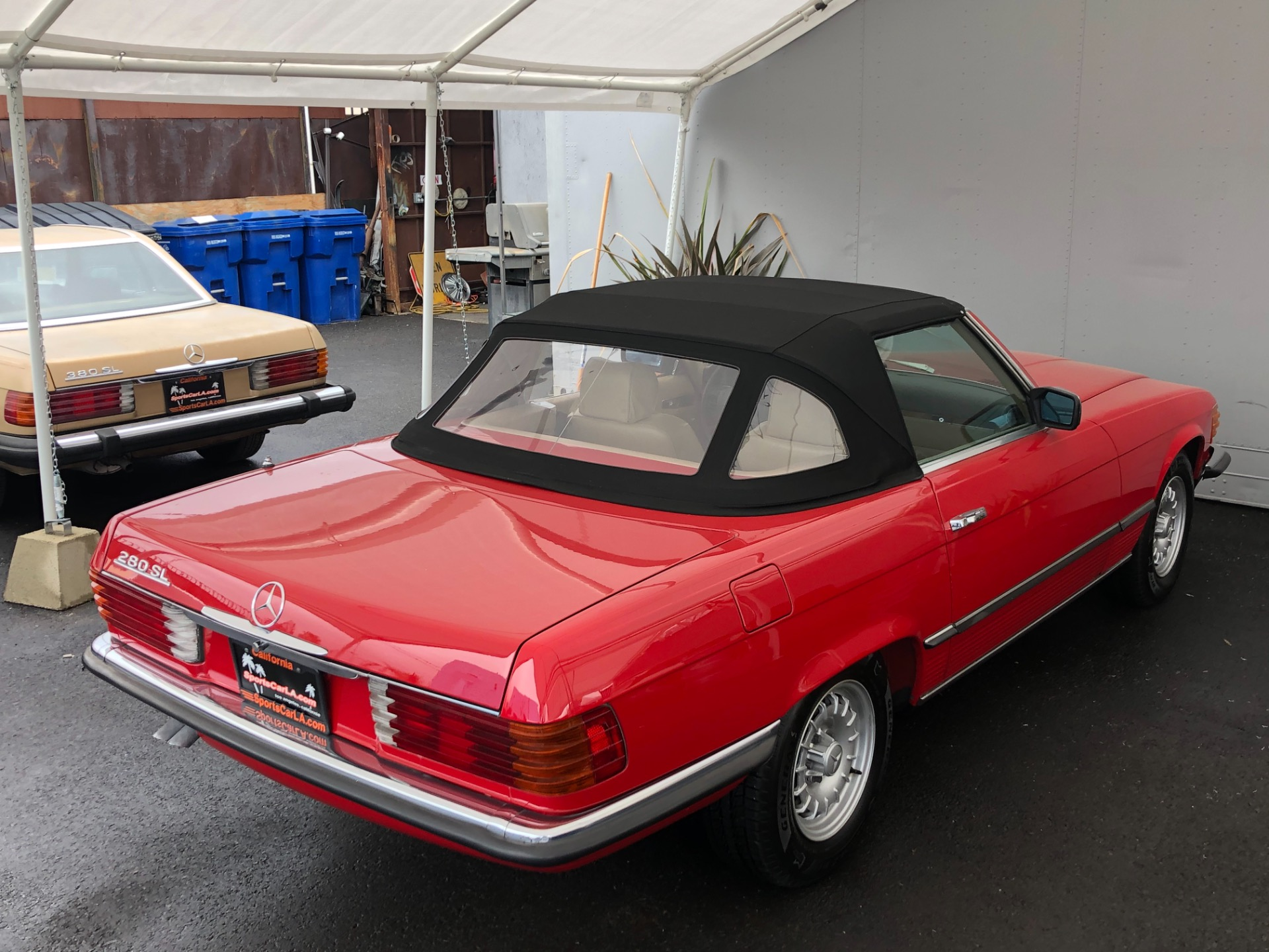Used 1985 Mercedes Benz 280 Class 280 SL