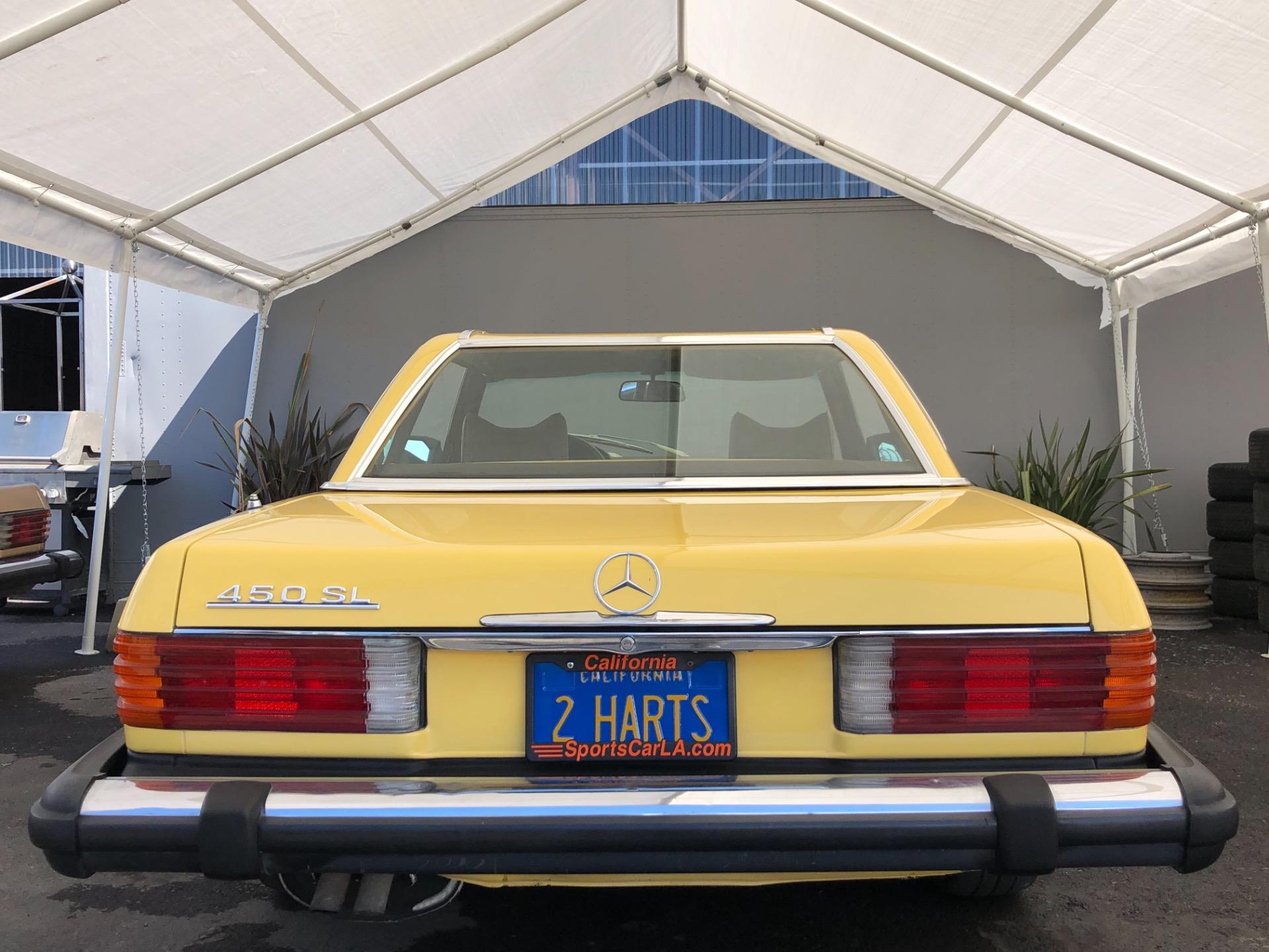 Used 1978 Mercedes Benz 450SL
