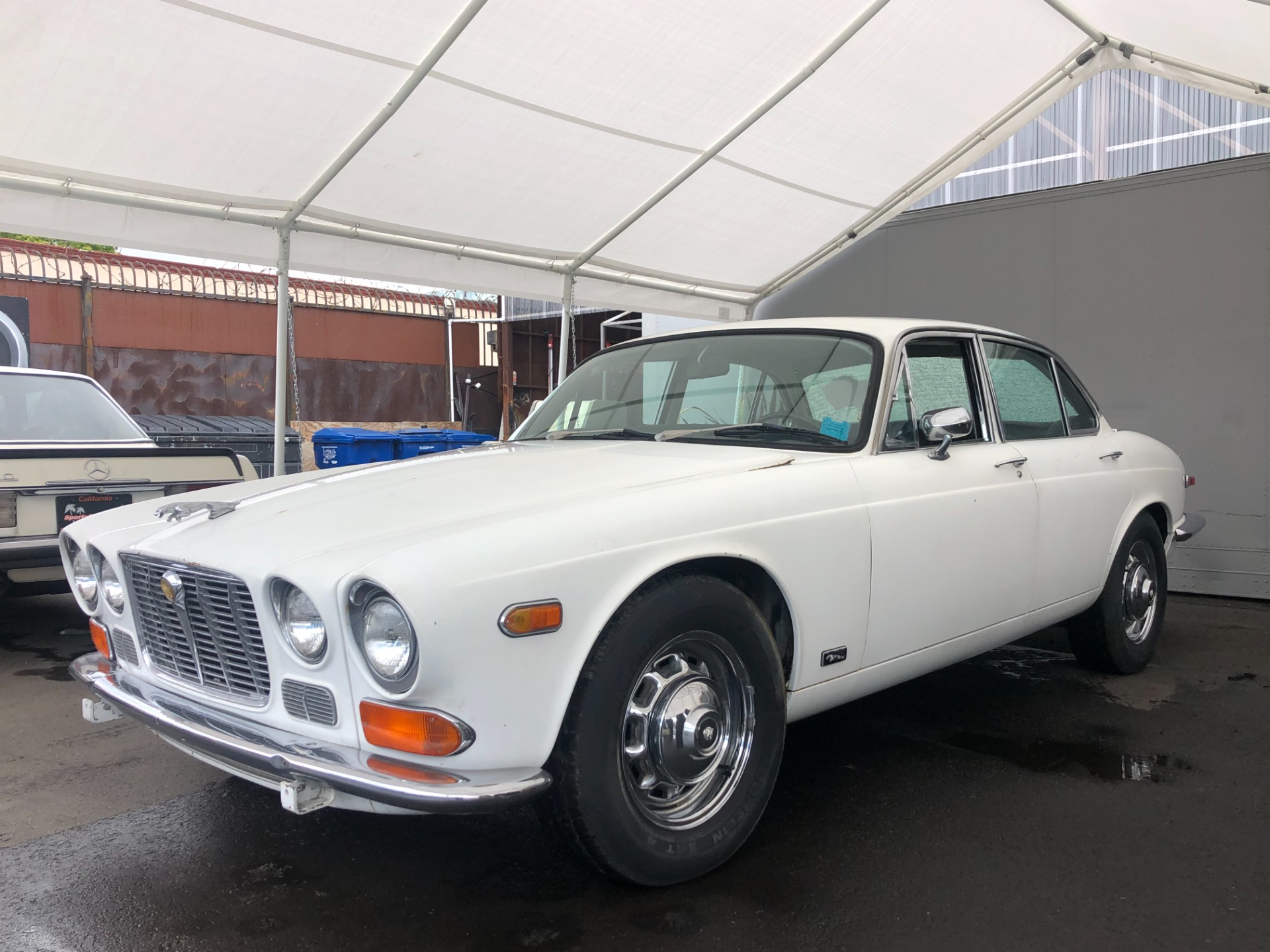 Used 1973 Jaguar XJ6 SD