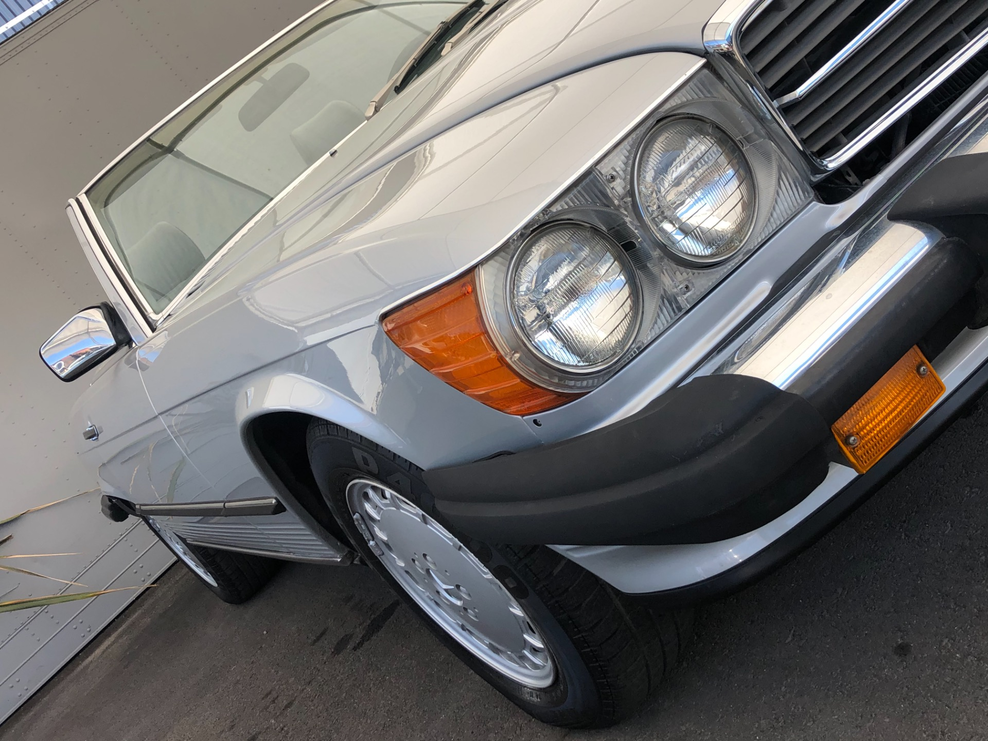 Used 1987 Mercedes Benz 560 Class 560 SL