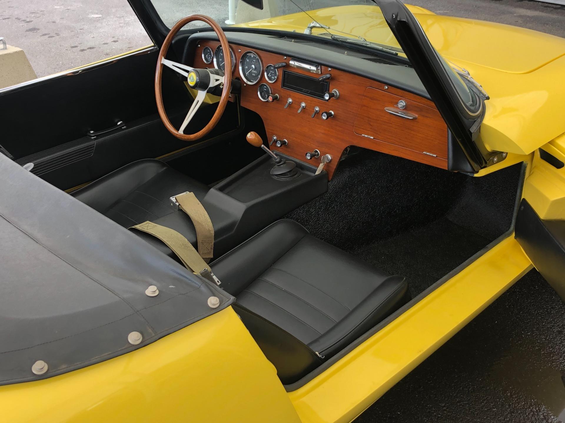 Used 1966 Lotus Elan