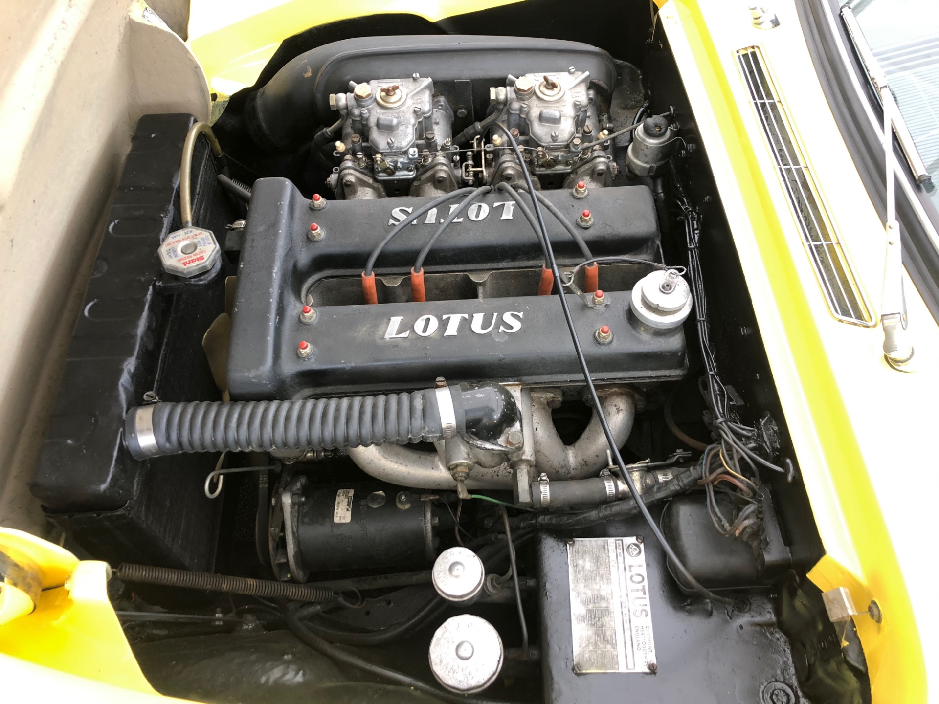 Used 1966 LOTUS ELAN