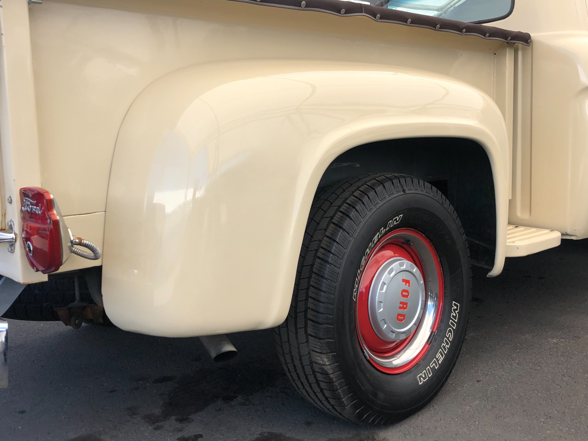 Used 1963 FORD F100