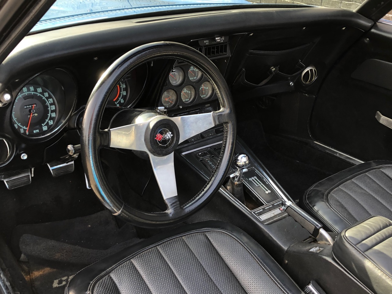 1969 Corvette Stingray >> Used 1969 Chevrolet Corvette C3 Stingray For Sale ($33,500) | SportsCar LA Stock #A1122