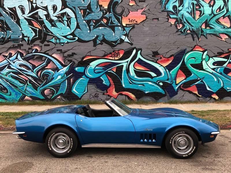Used 1969 Chevrolet Corvette C3 Stingray