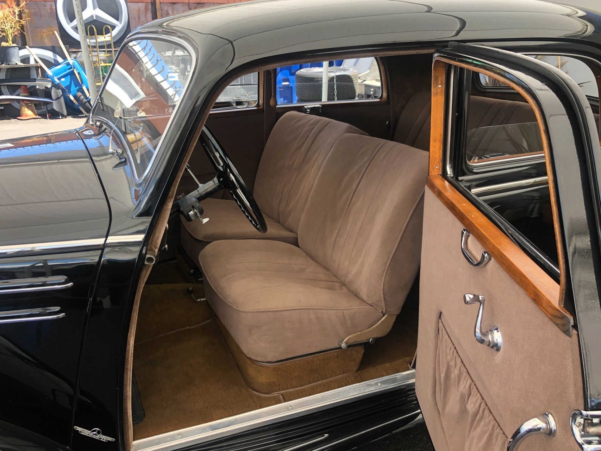 Used 1952 Mercedes Benz 170 SB