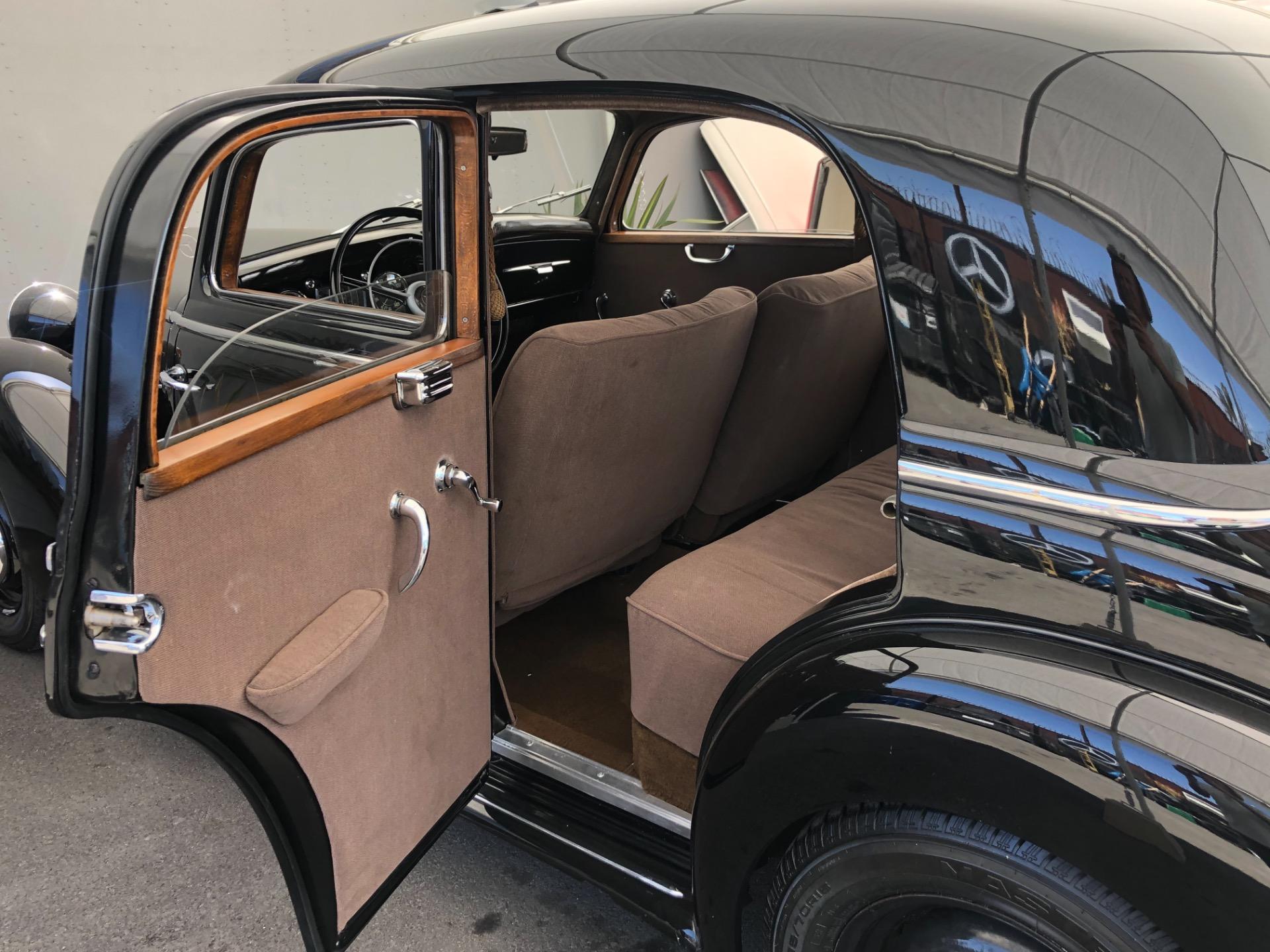 Used 1952 MERCEDES BENZ 170 SB