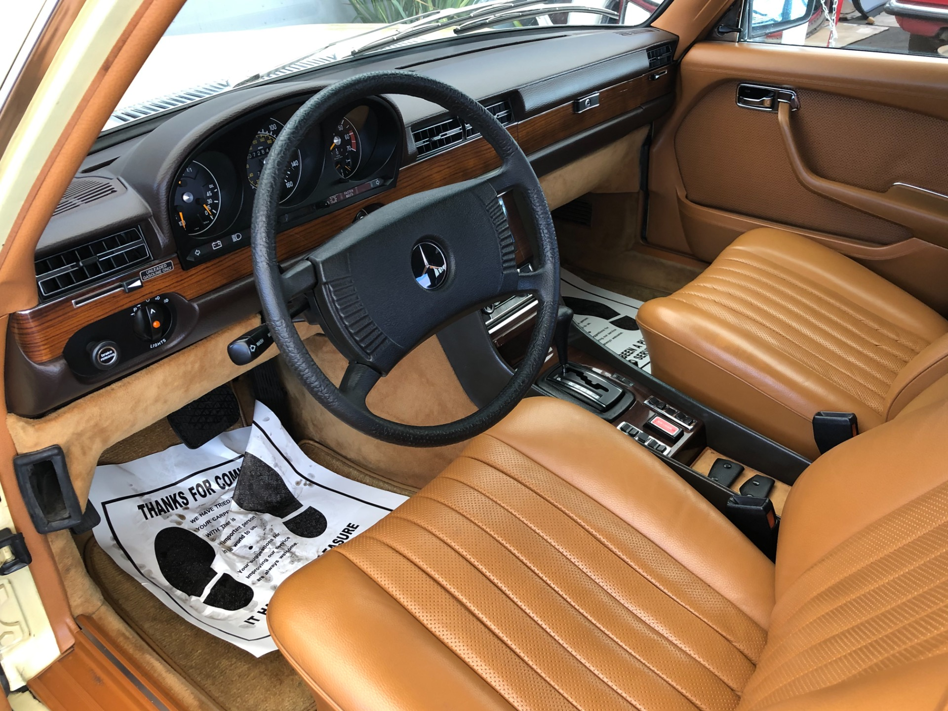 Used 1979 MERCEDES BENZ 450SEL