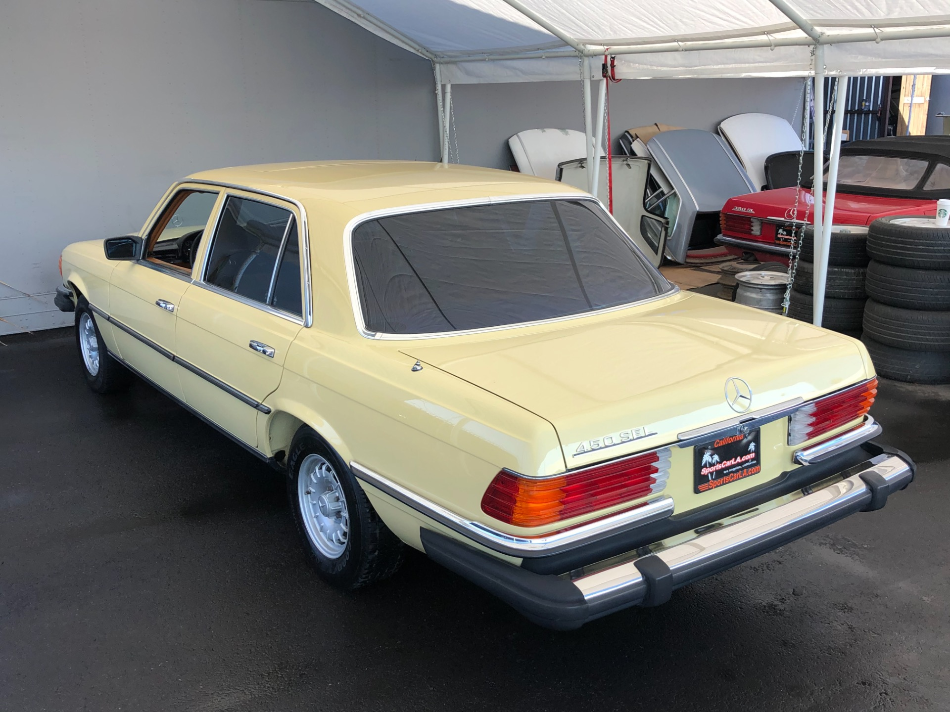 Used 1979 MERCEDES BENZ 450 Class 450 SEL