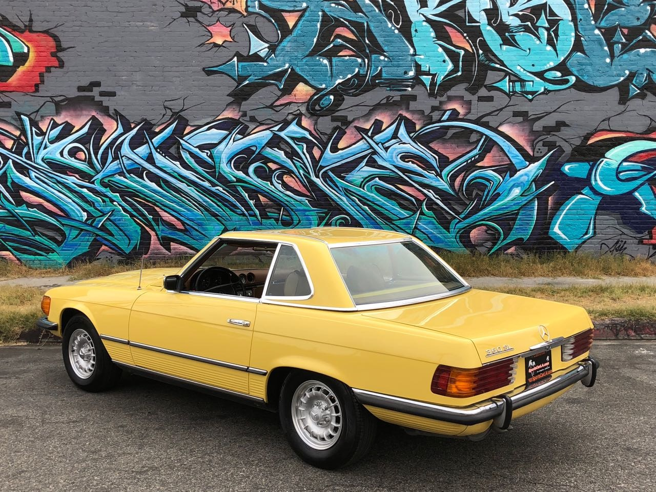 Used 1972 Mercedes Benz 350 Class 350 SL