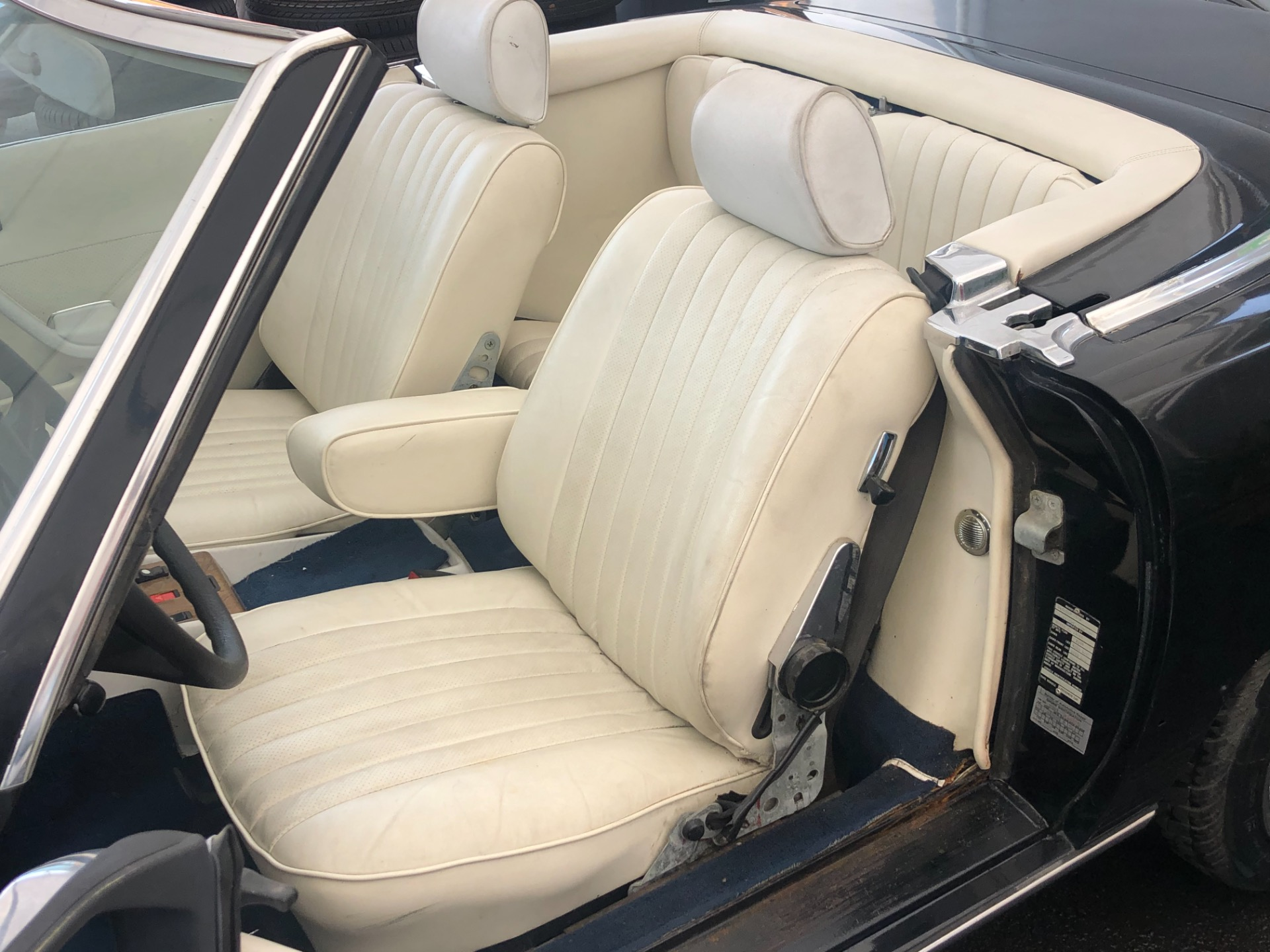 Used 1983 Mercedes Benz 500SL