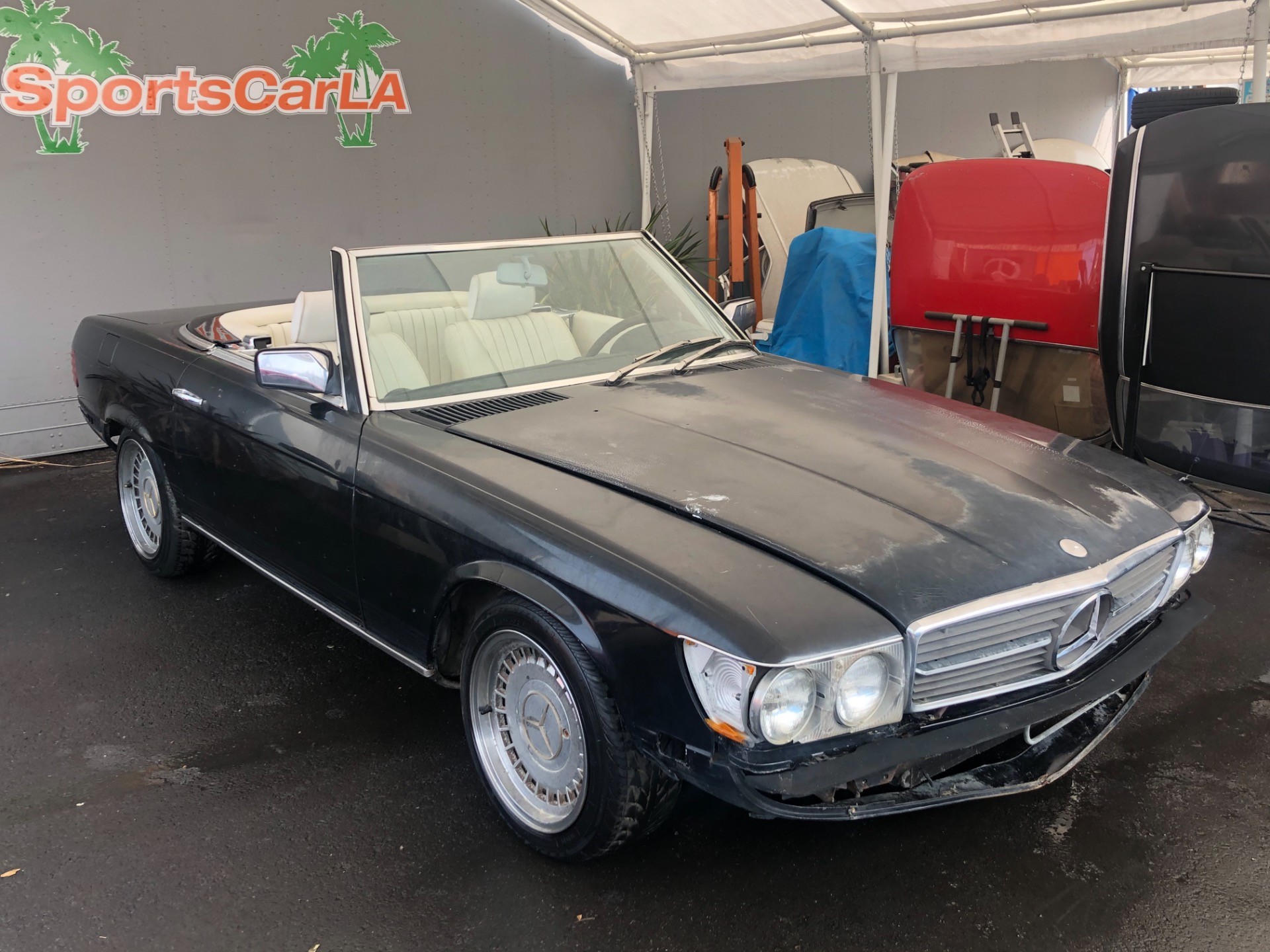 Used 1984 Mercedes Benz 500 Class 500 SL