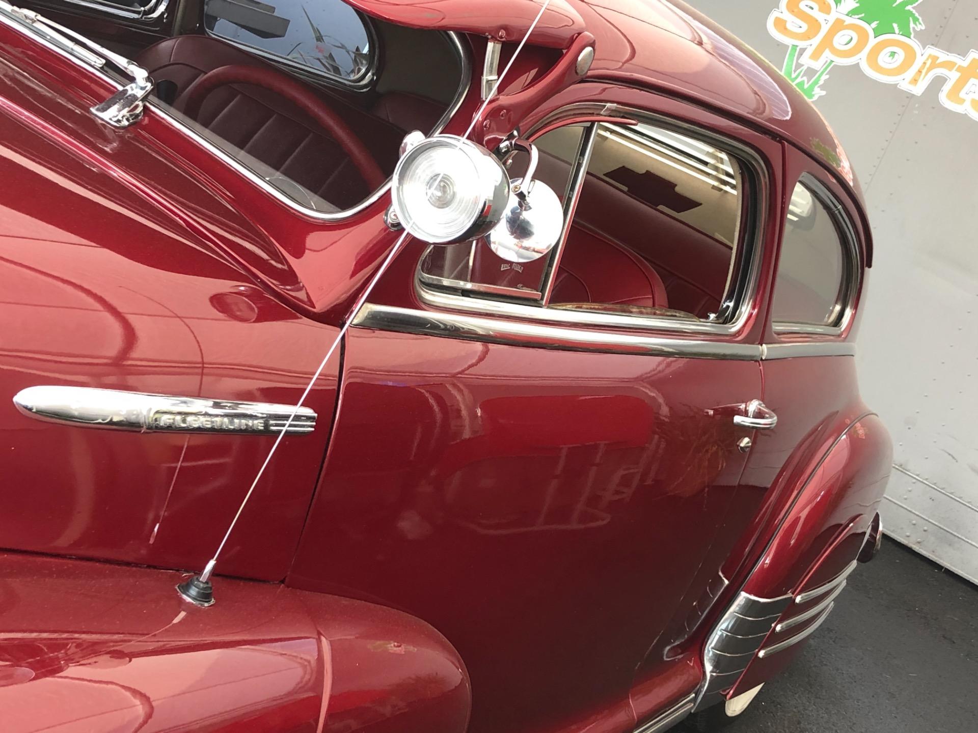 Used 1948 Chevrolet Fleetline