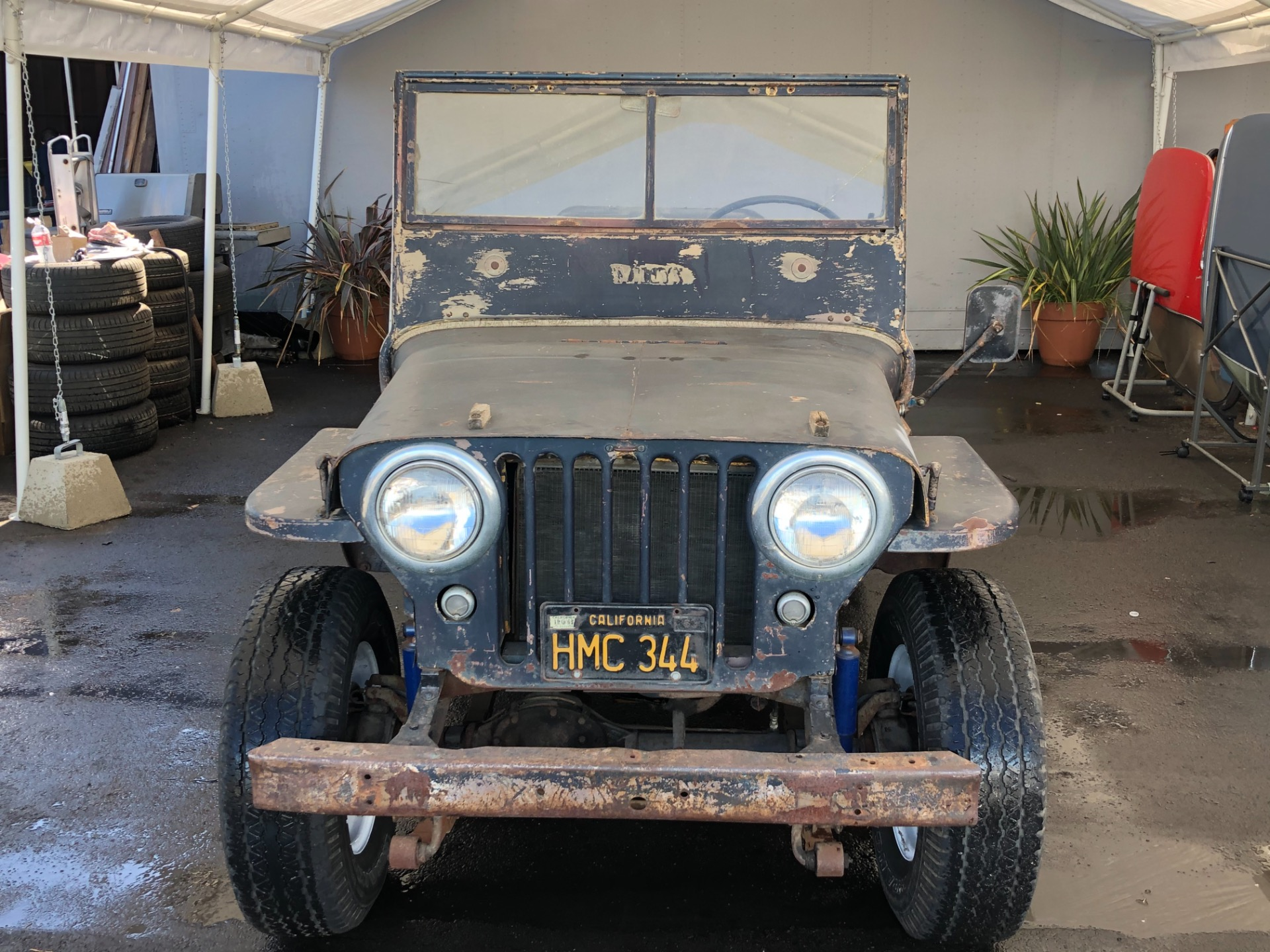 Used 1946 Willys Jeep
