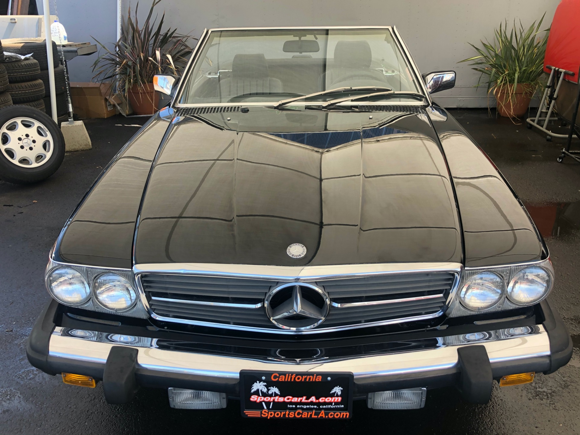 Used 1988 MERCEDES 560 Class 560 SL