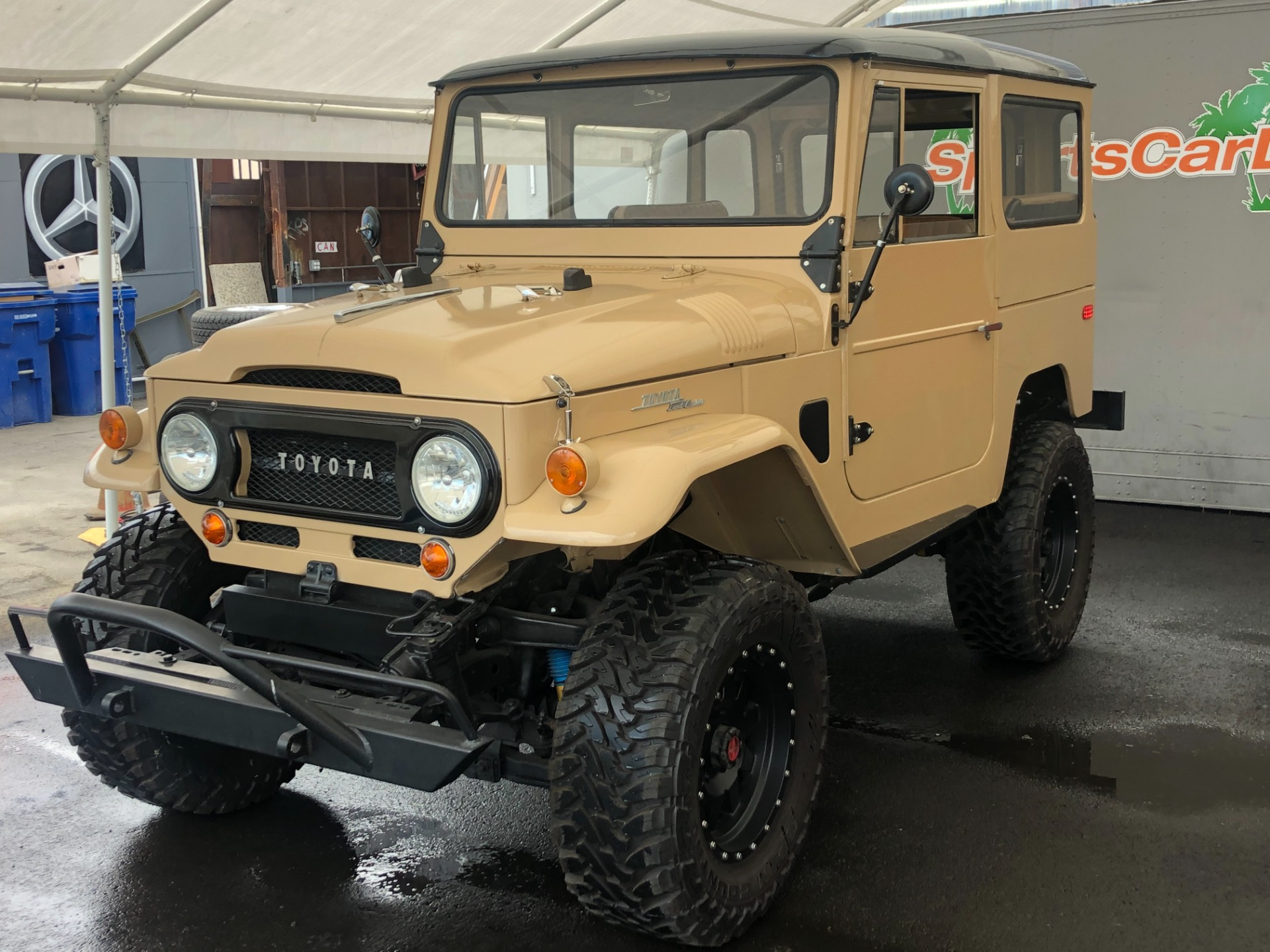Used 1966 TOYOTA LAND CRUISER