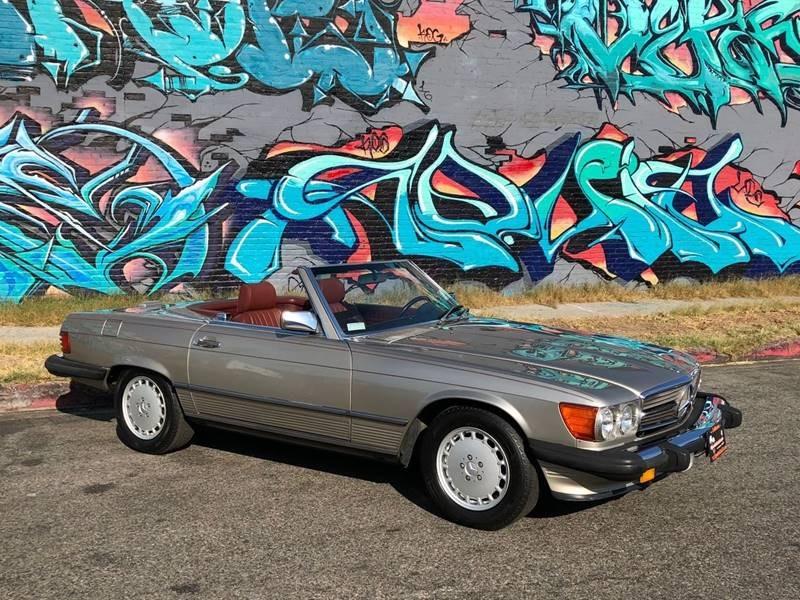 New-1989-Mercedes-Benz-560-Class-560-SL-2dr-Convertible
