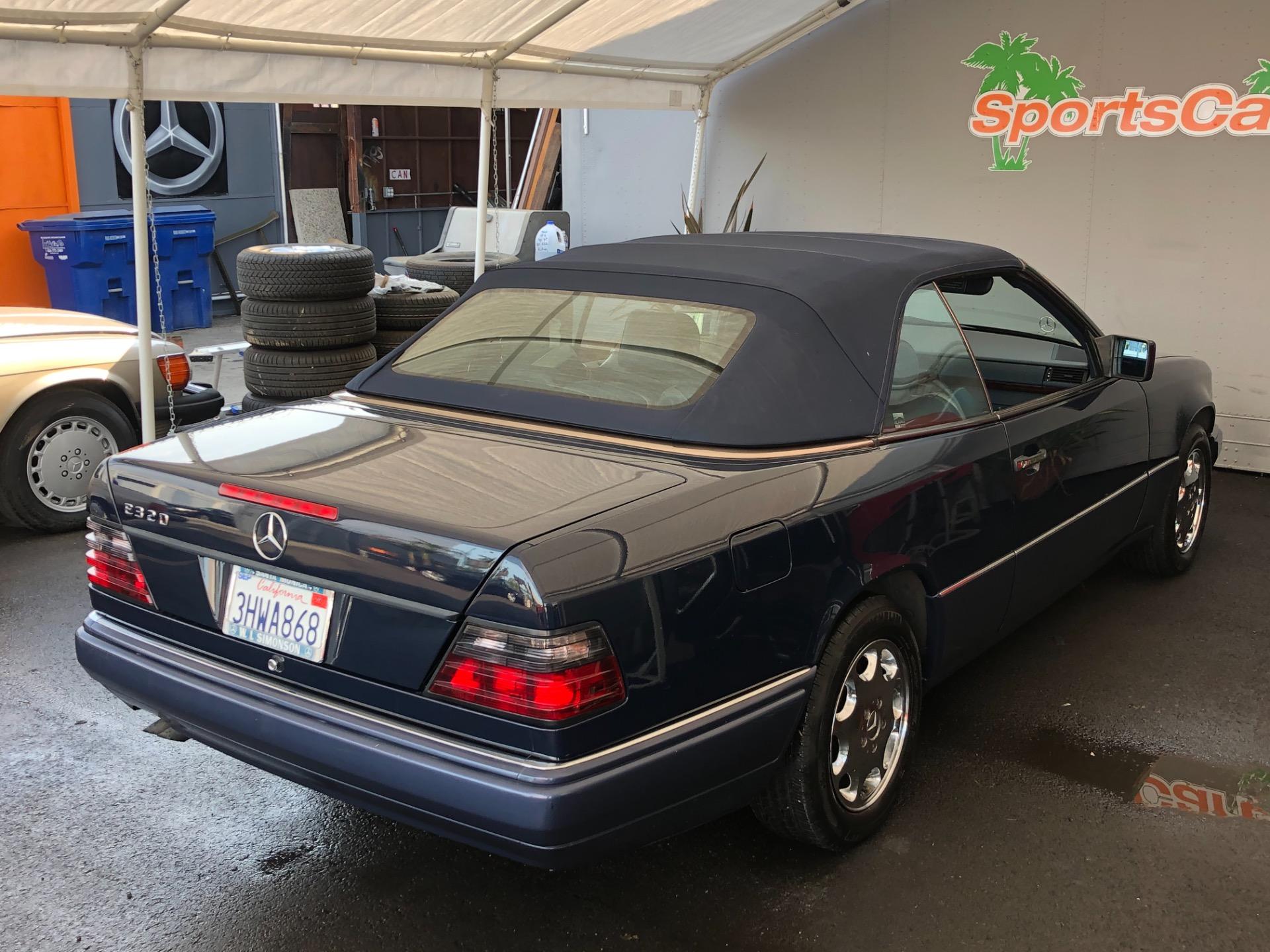 Used 1994 Mercedes Benz E Class E 320