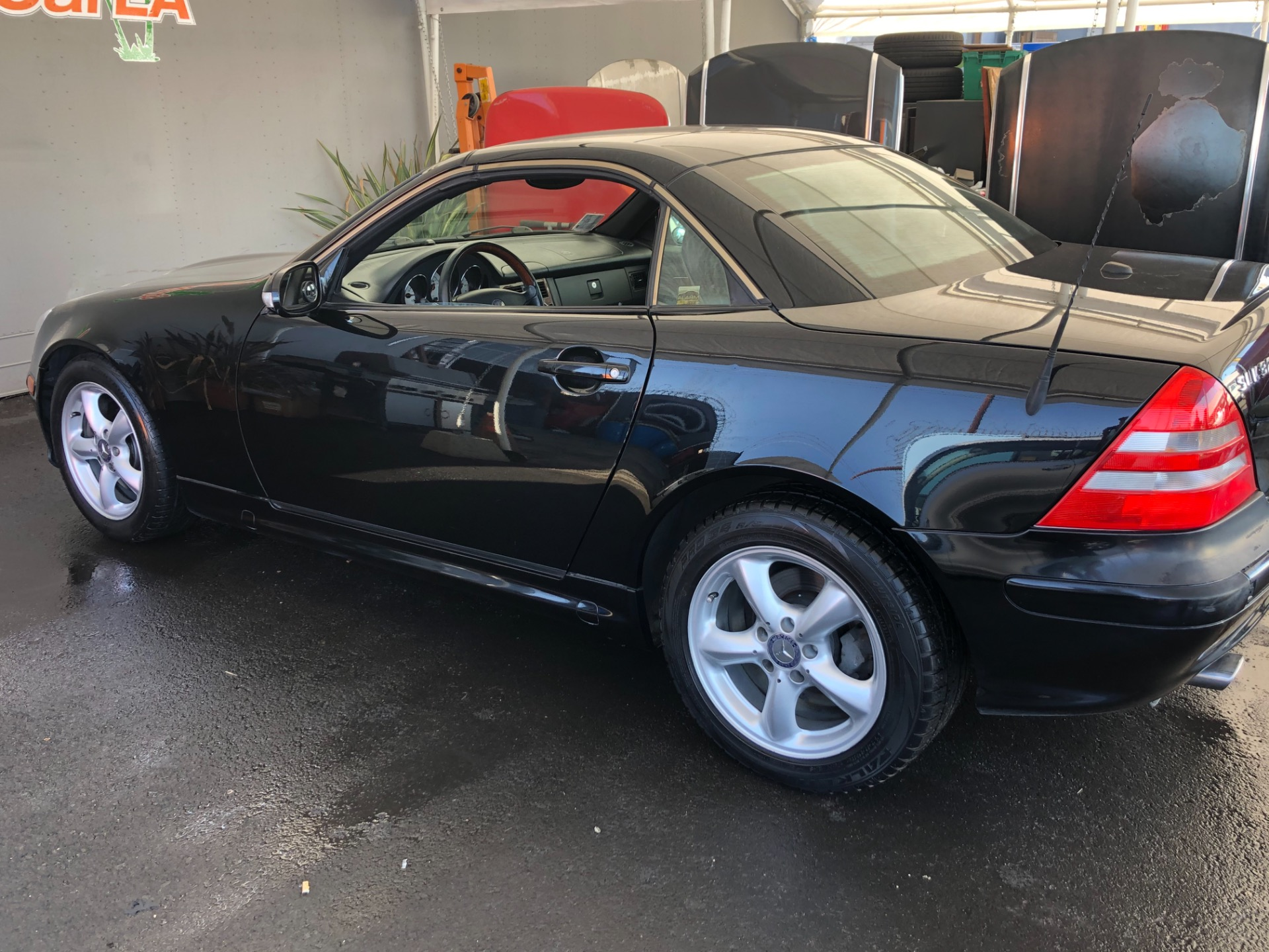 Used 2001 Mercedes Benz SLK SLK 320