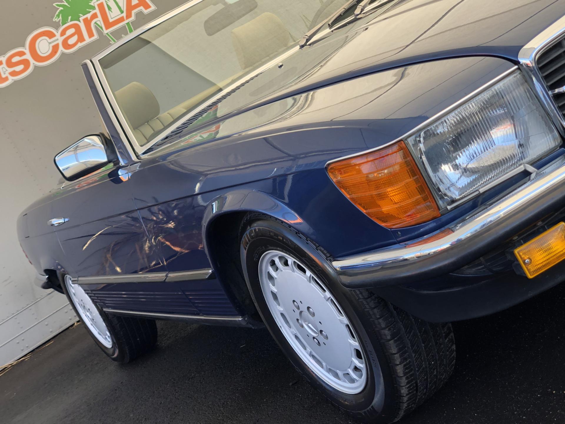 Used 1985 MERCEDES 280SL