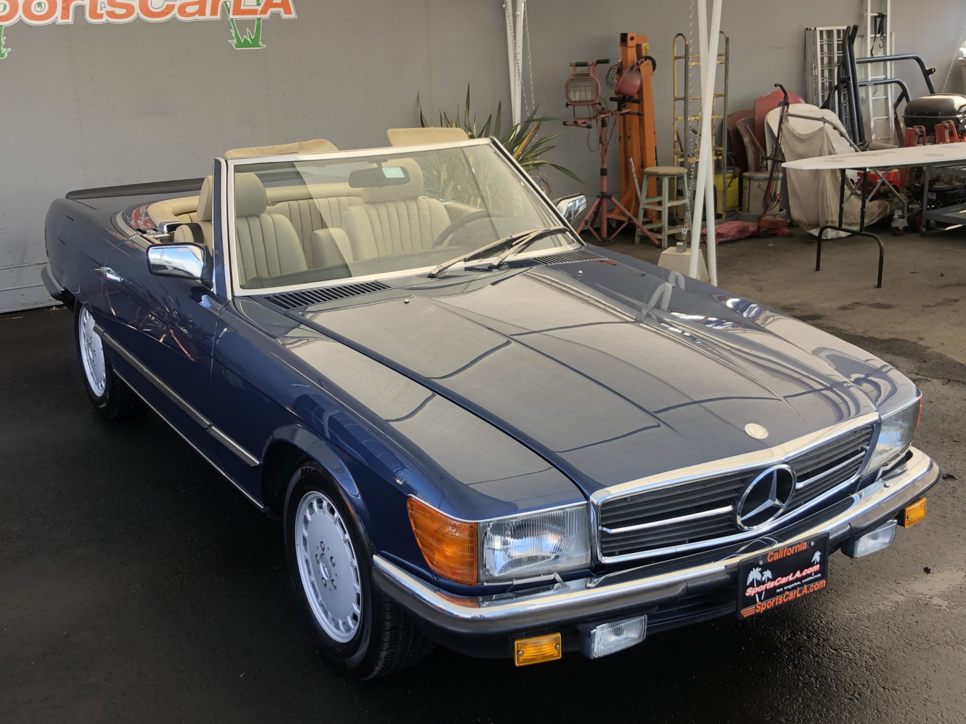 Used 1985 Mercedes Benz 280 SL