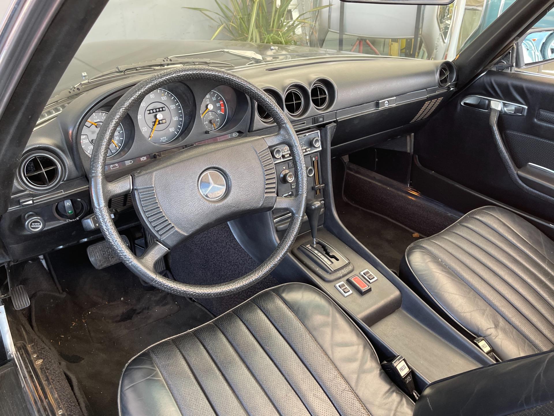 Used 1974 MERCEDES BENZ 450SL