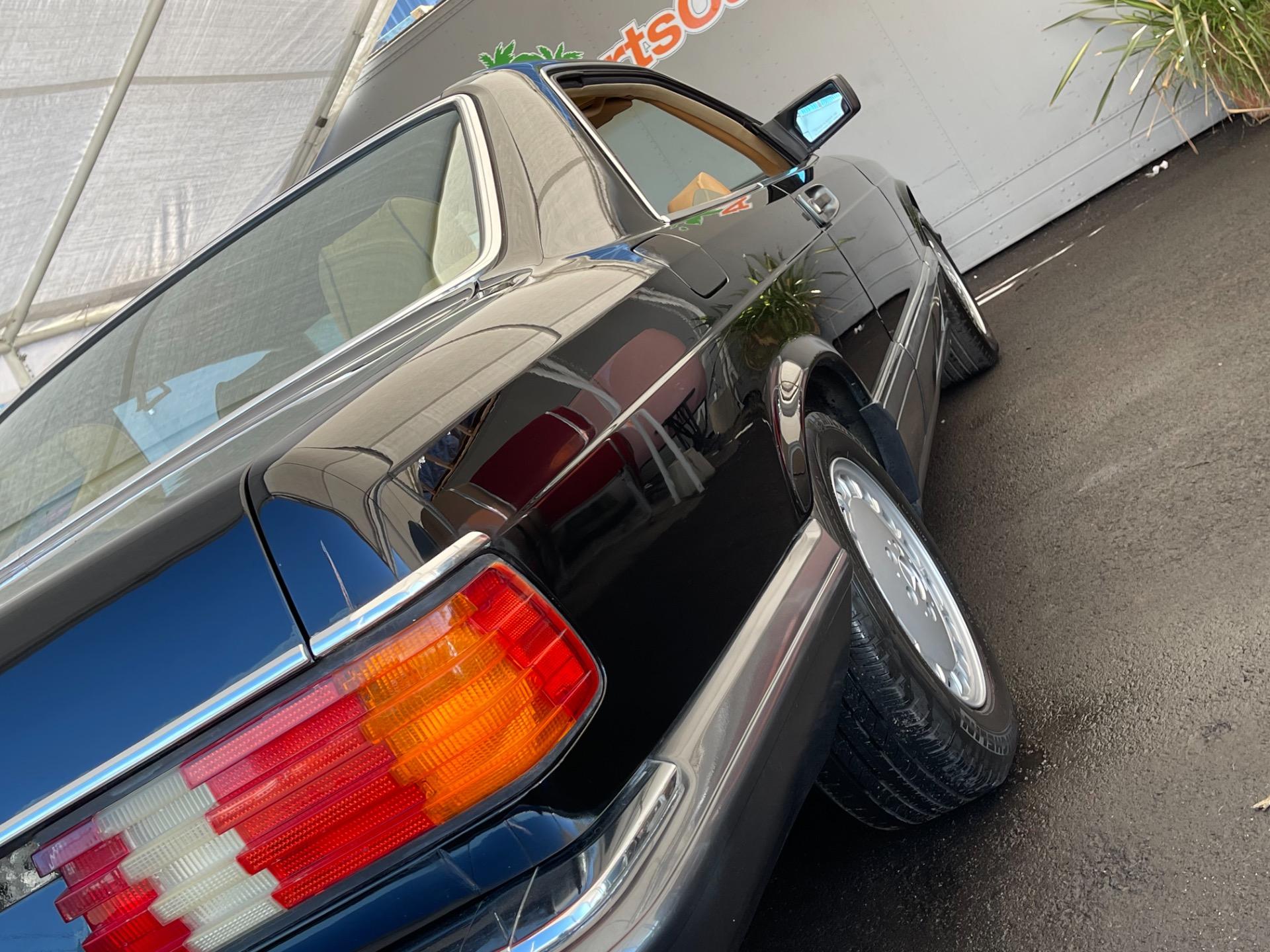 Used 1990 Mercedes Benz 560 Class 560 SEC