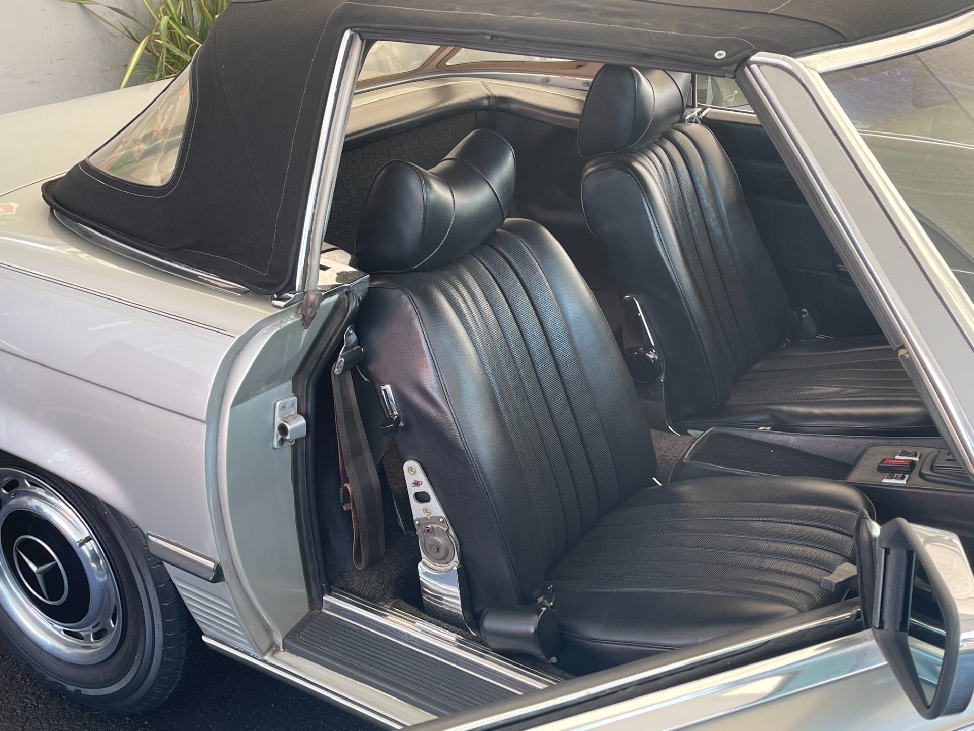 Used 1972 MERCEDES BENZ 450sl